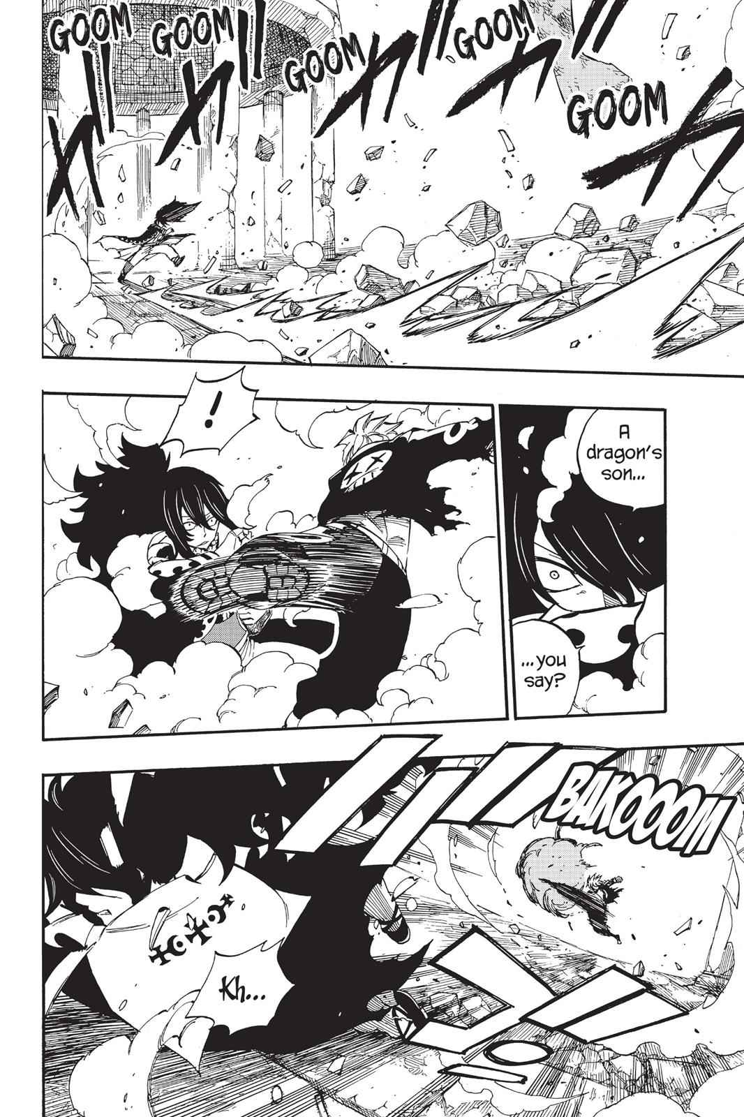 Fairy Tail Chapter 402 Page 4