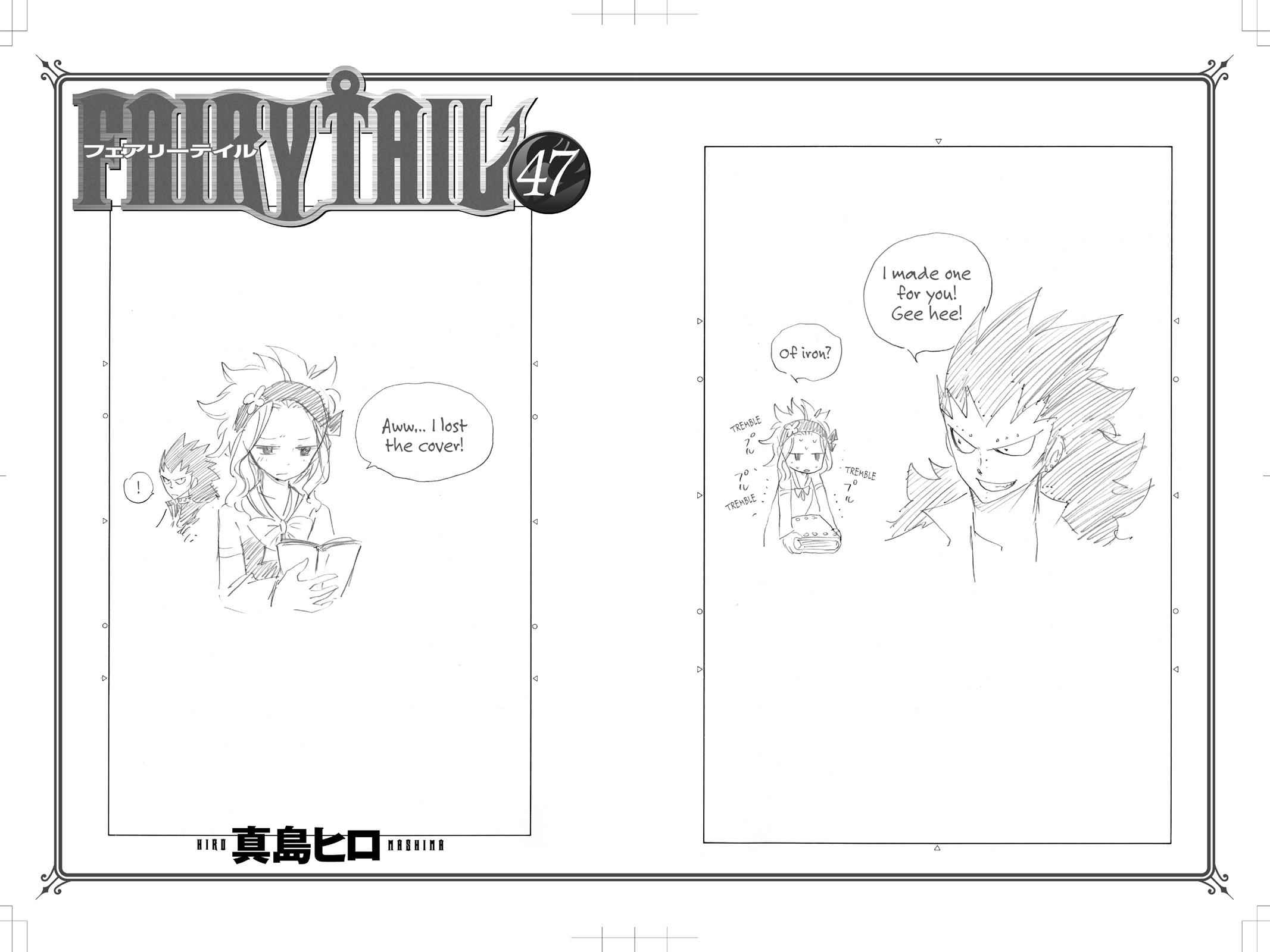 Fairy Tail Chapter 403 Page 23