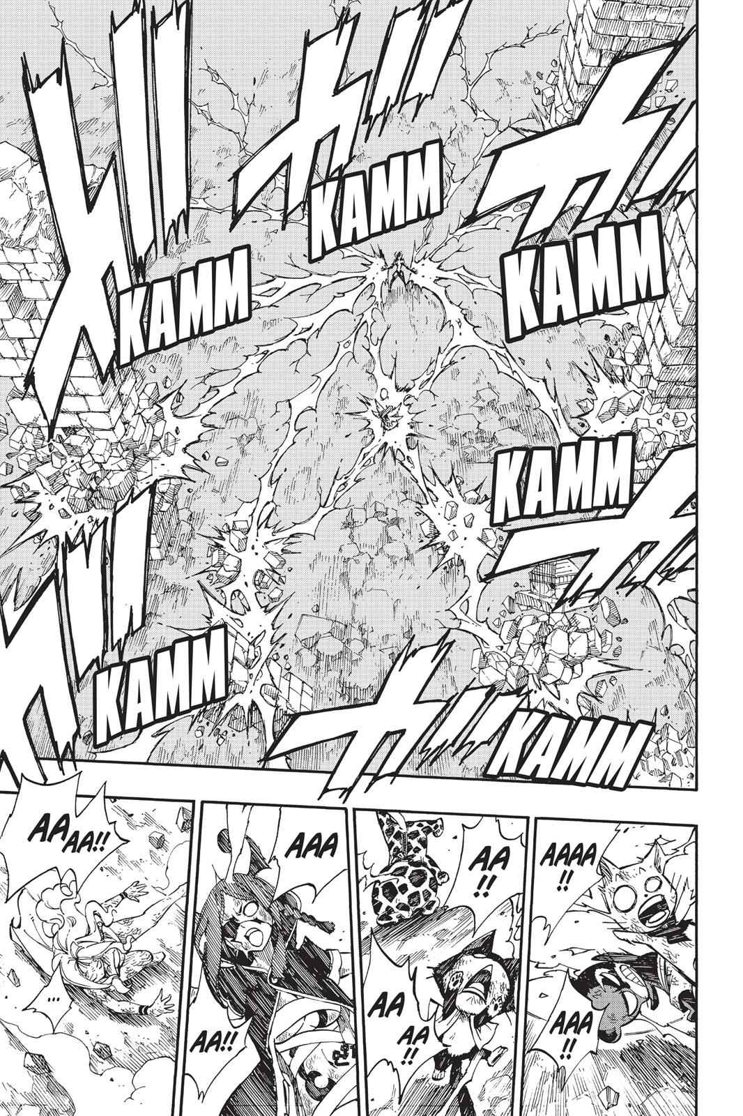 Fairy Tail Chapter 403 Page 9