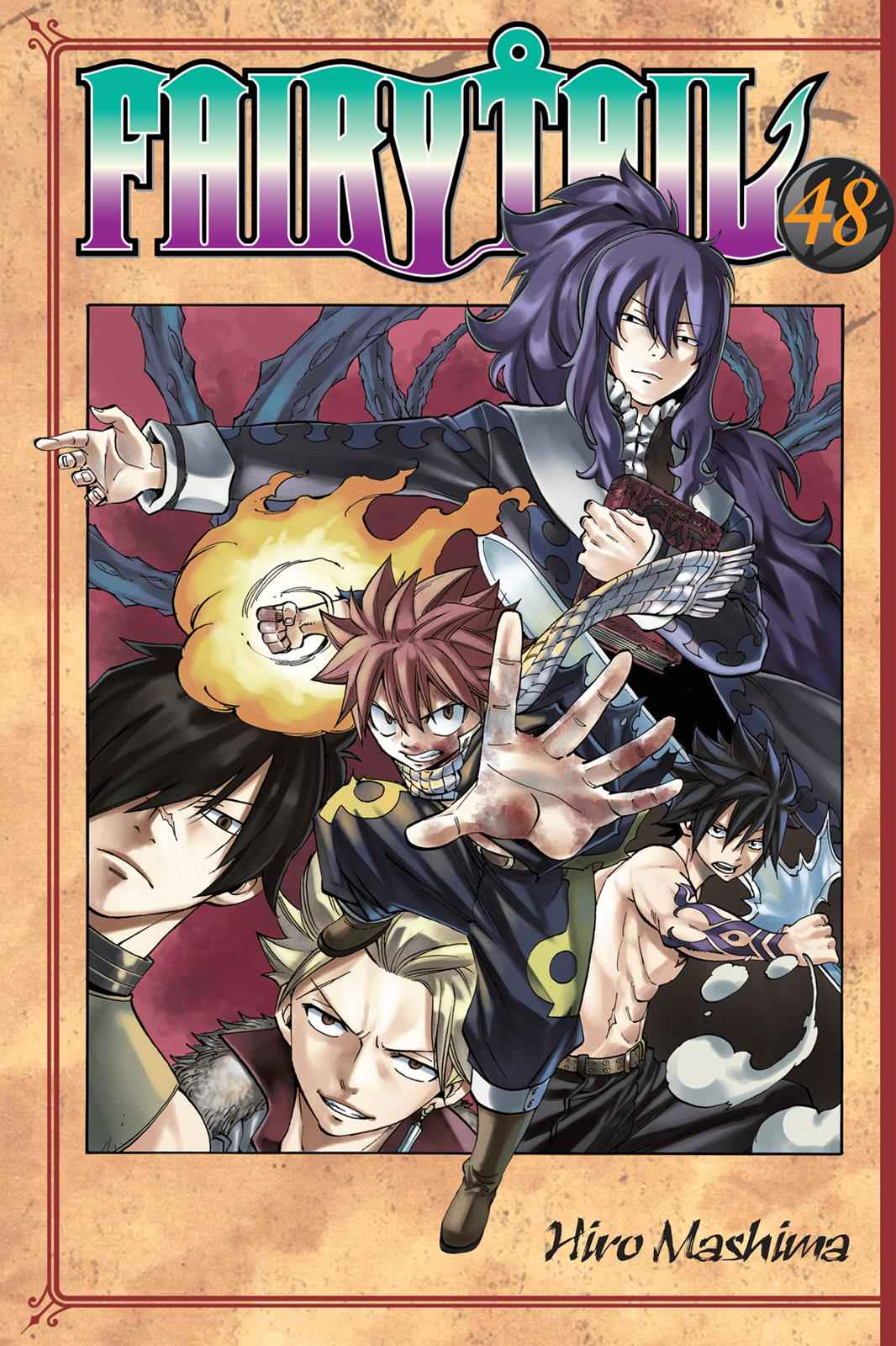 Fairy Tail Chapter 404 Page 1