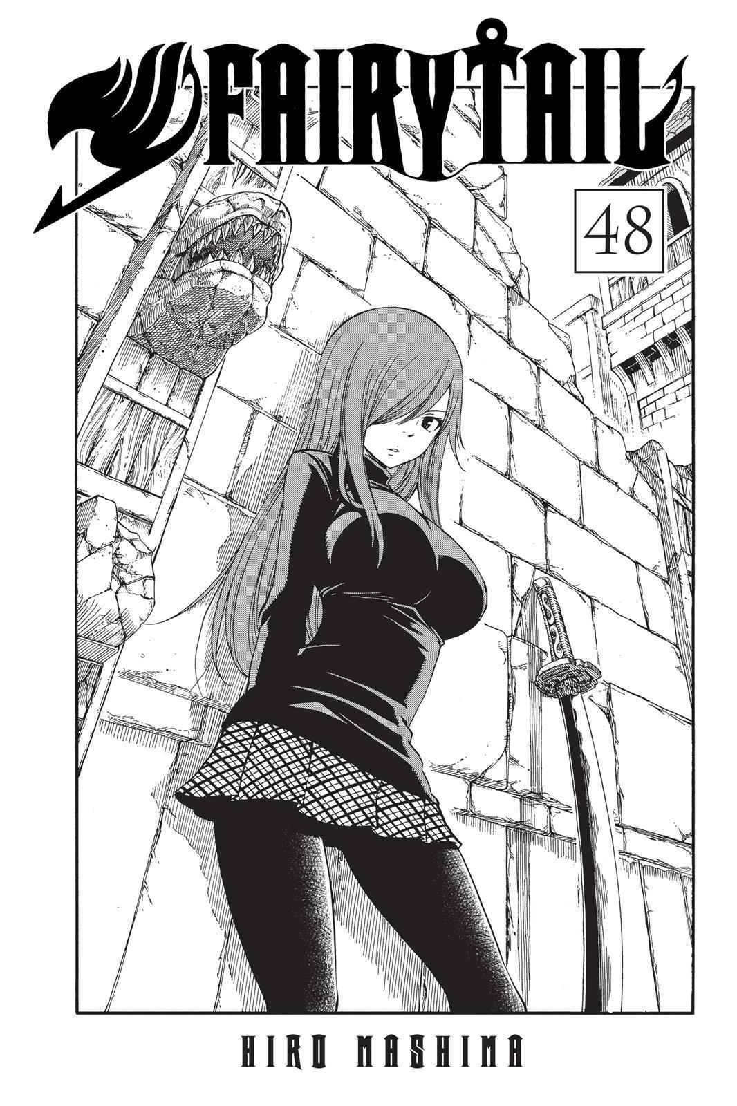 Fairy Tail Chapter 404 Page 3