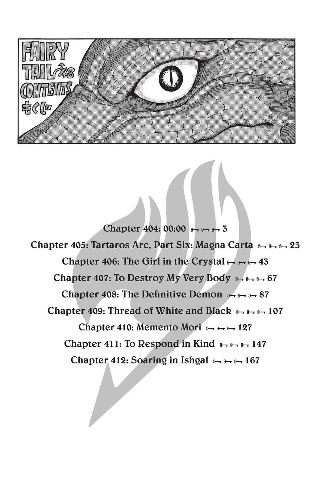 Fairy Tail Chapter 404 Page 4