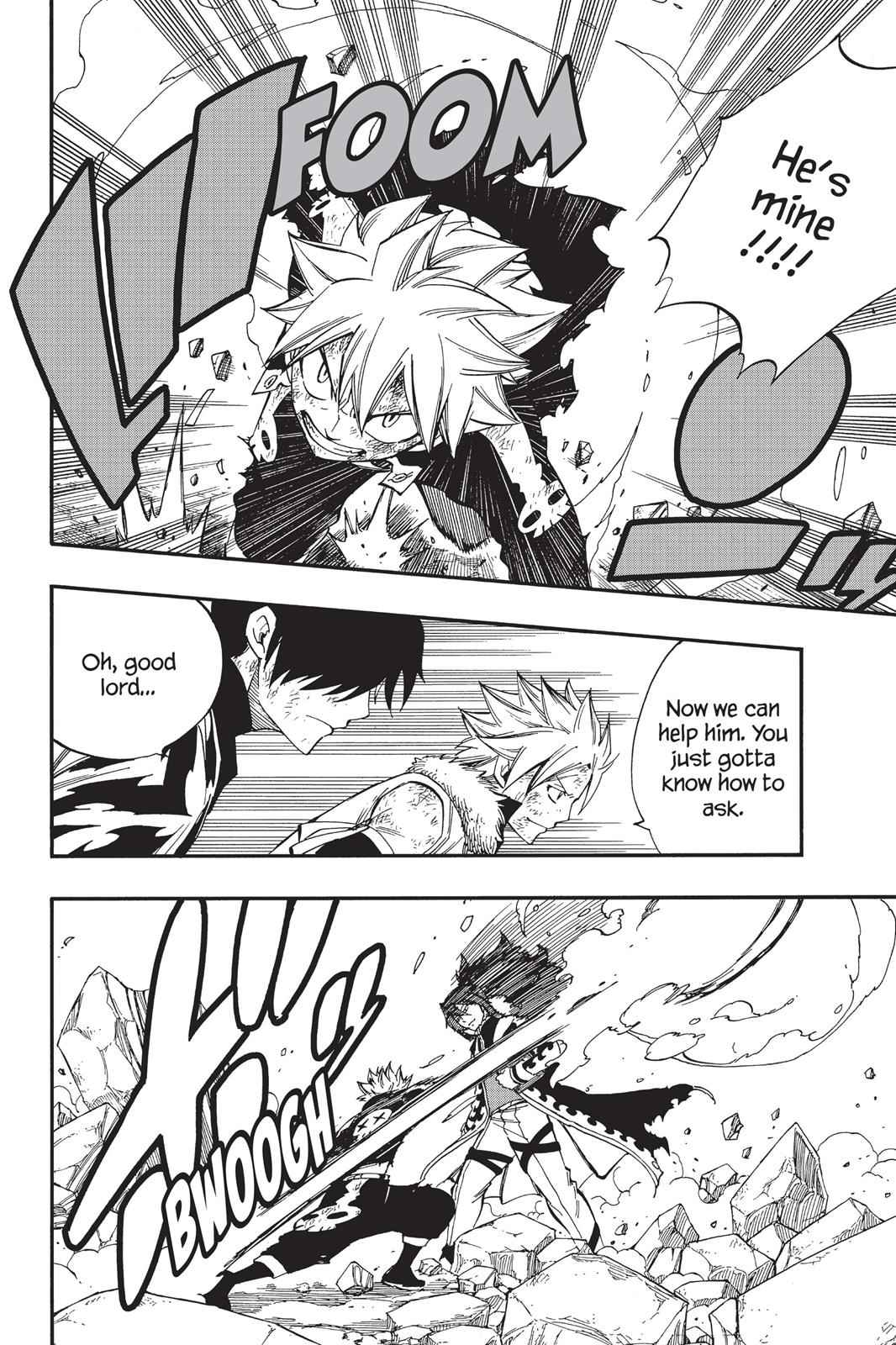 Fairy Tail Chapter 405 Page 14