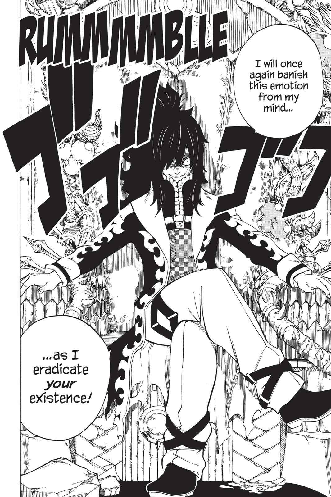Fairy Tail Chapter 406 Page 8