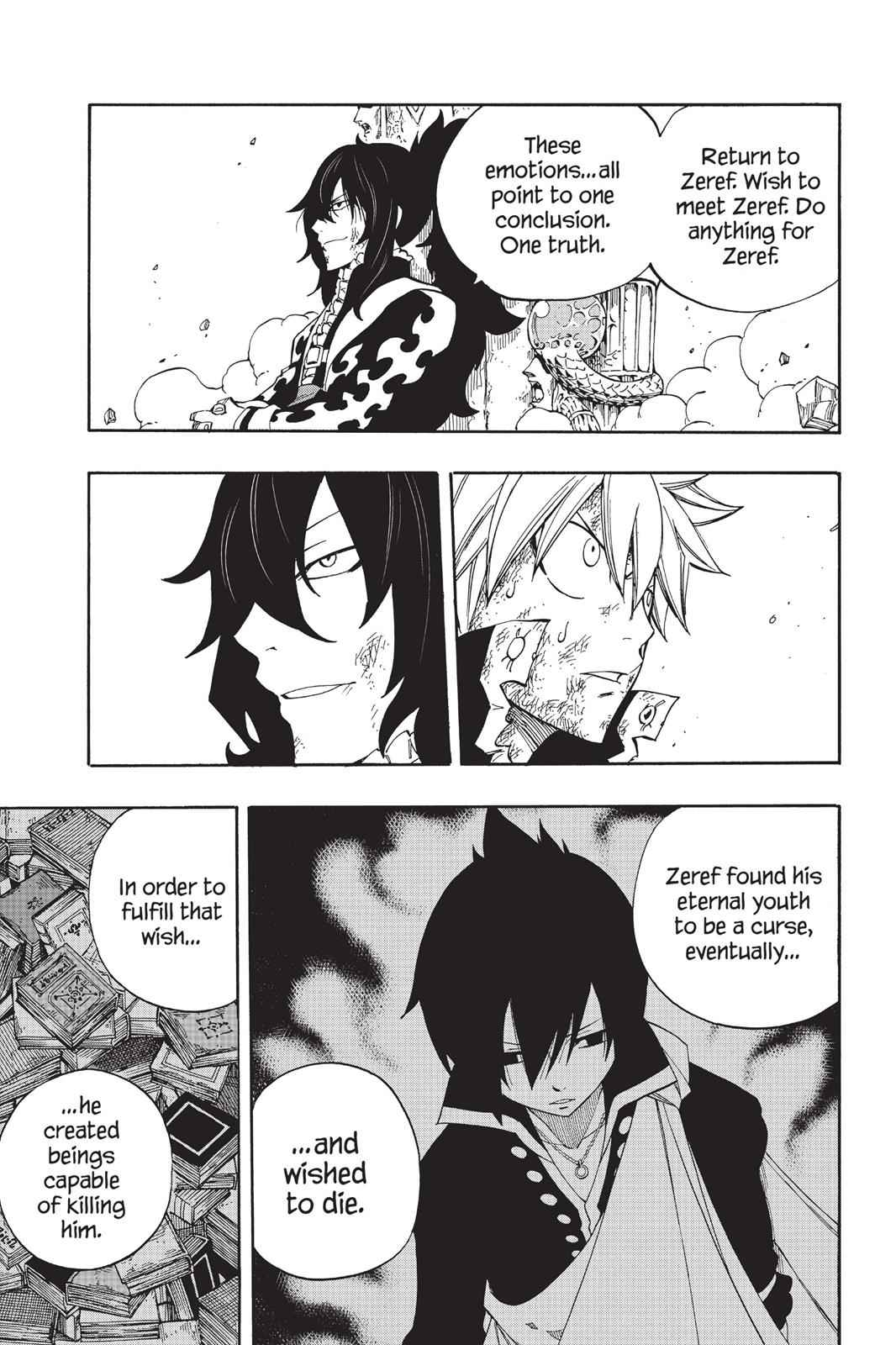 Fairy Tail Chapter 407 Page 11