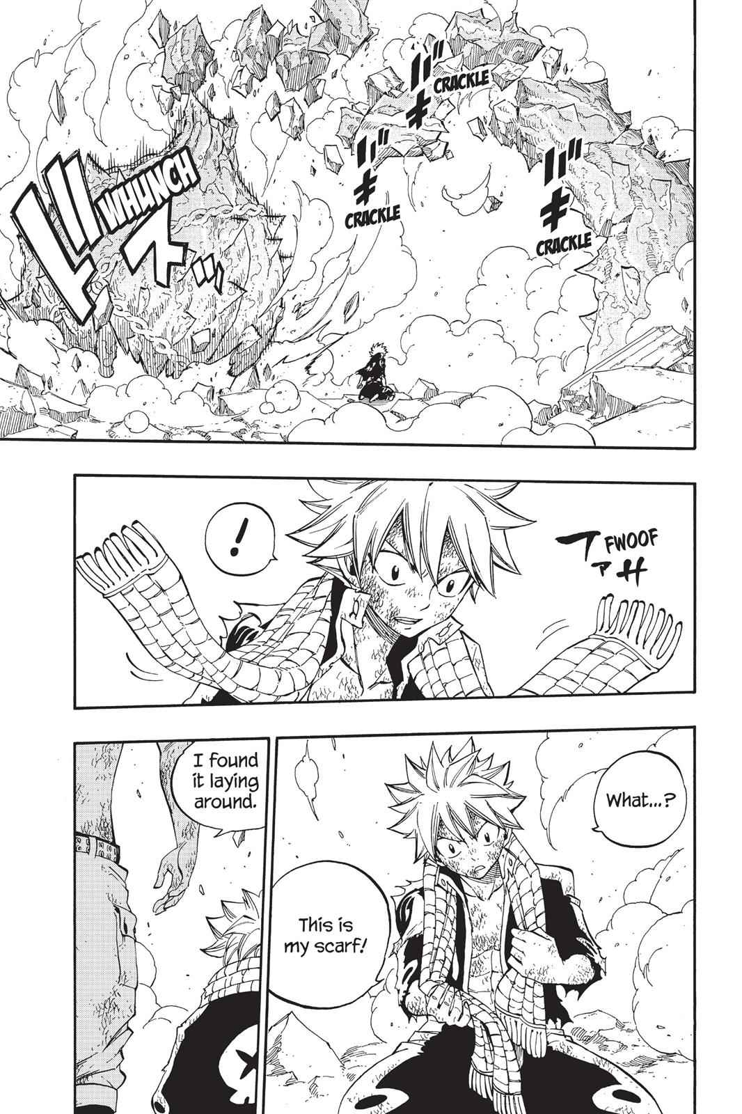 Fairy Tail Chapter 407 Page 17