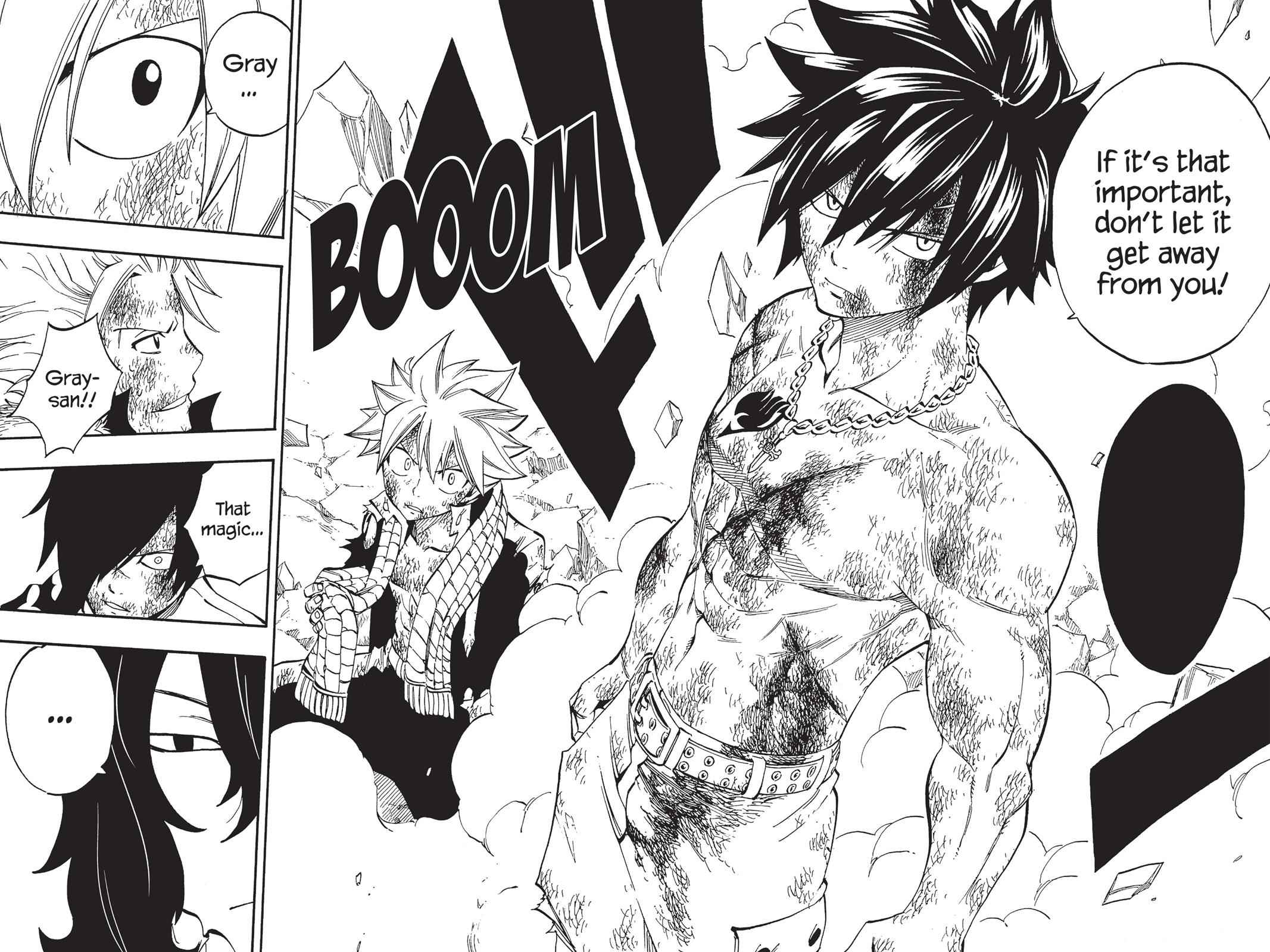Fairy Tail Chapter 407 Page 18
