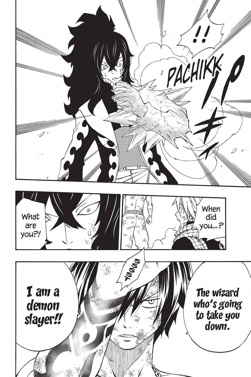 Fairy Tail Chapter 407 Page 19