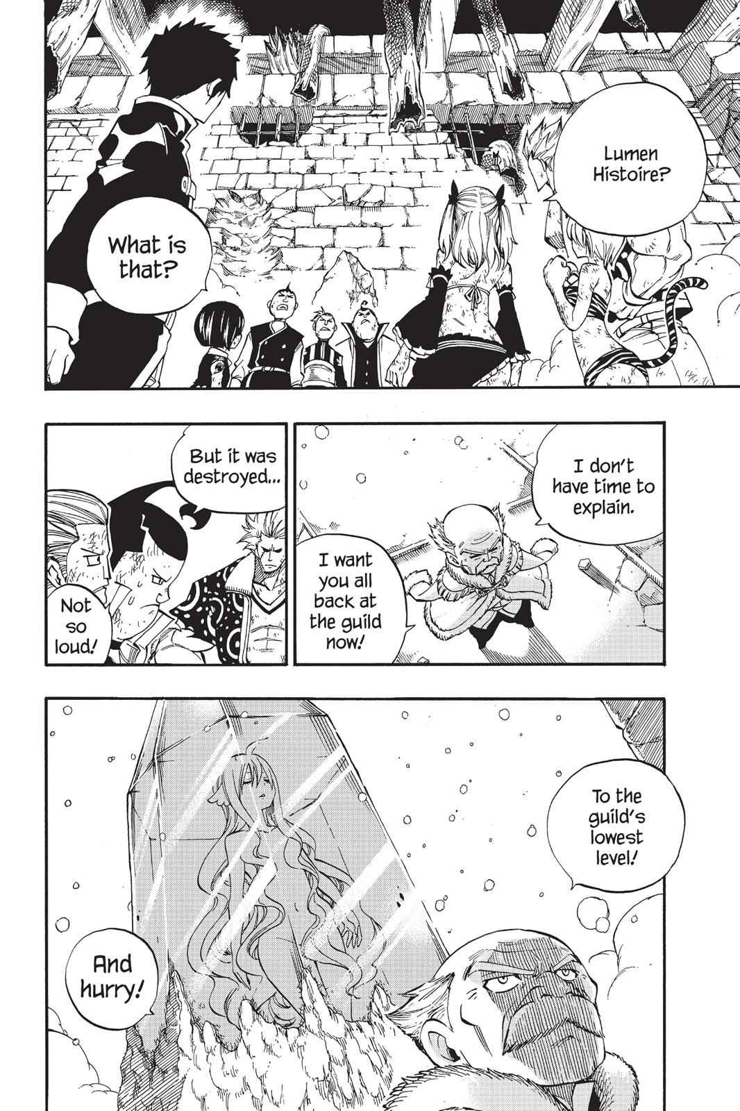 Fairy Tail Chapter 407 Page 2
