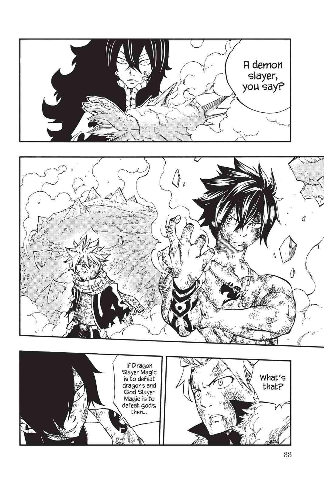 Fairy Tail Chapter 408 Page 2