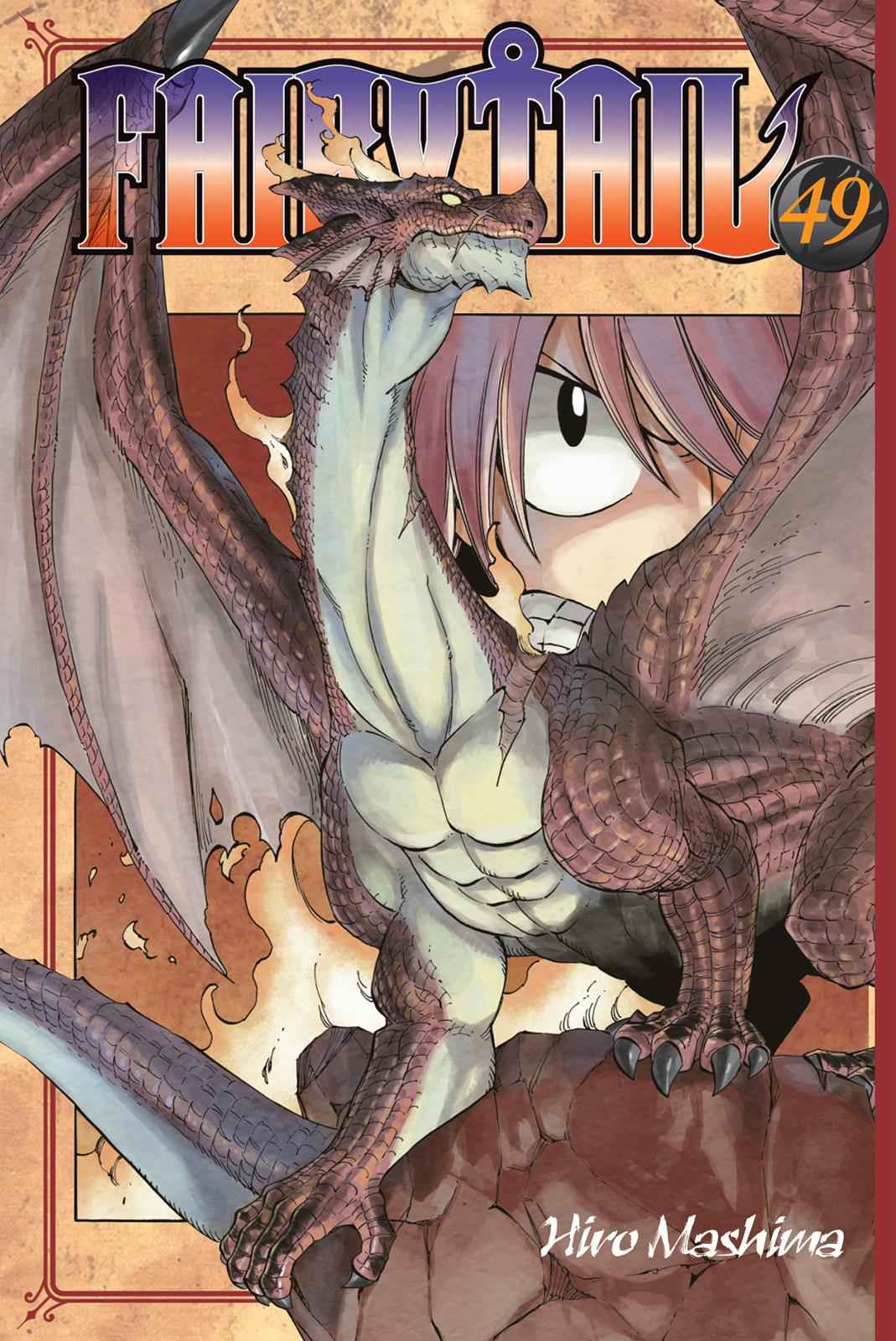 Fairy Tail Chapter 413 Page 1