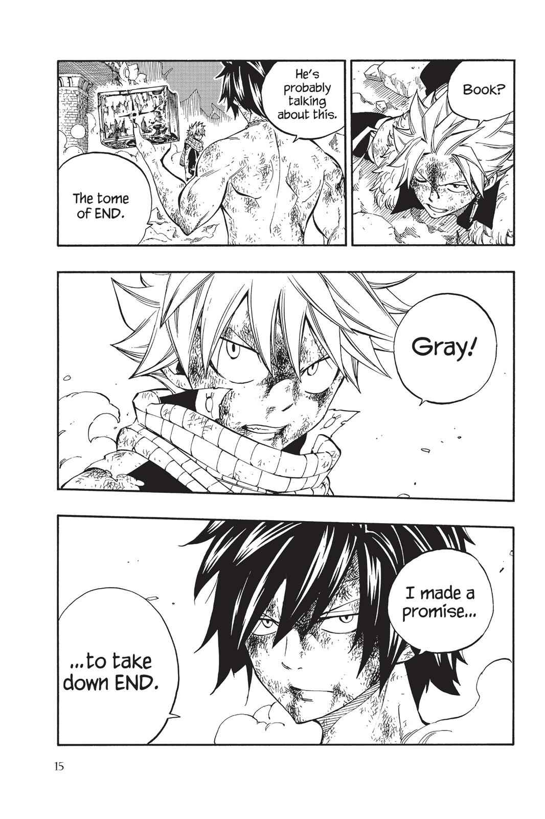 Fairy Tail Chapter 413 Page 16