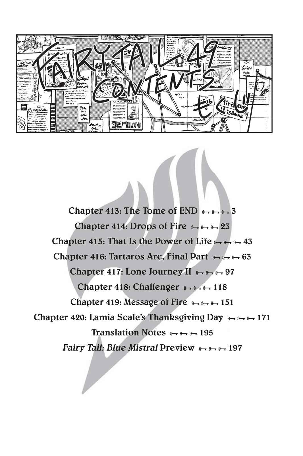 Fairy Tail Chapter 413 Page 4