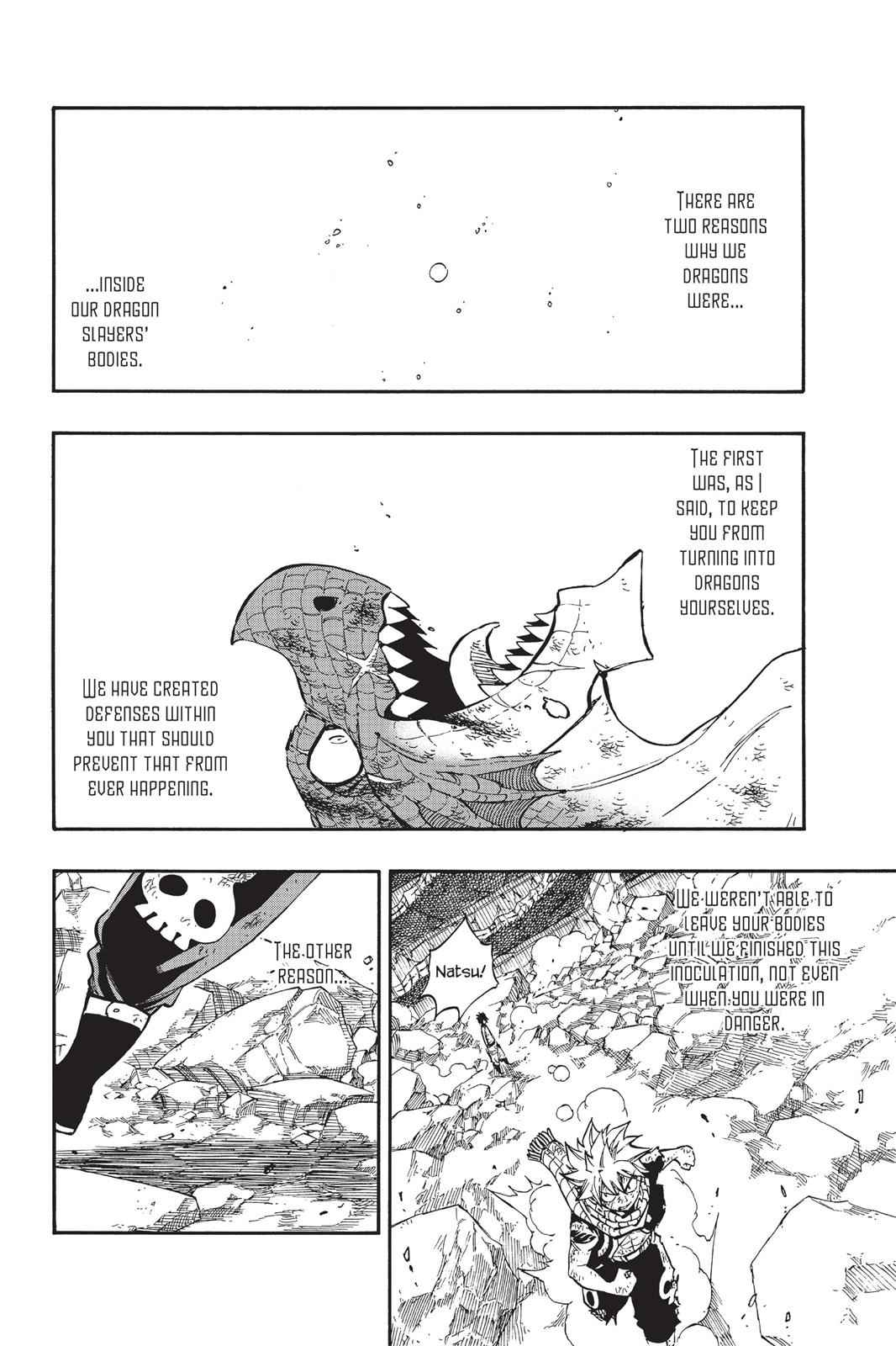Fairy Tail Chapter 414 Page 10