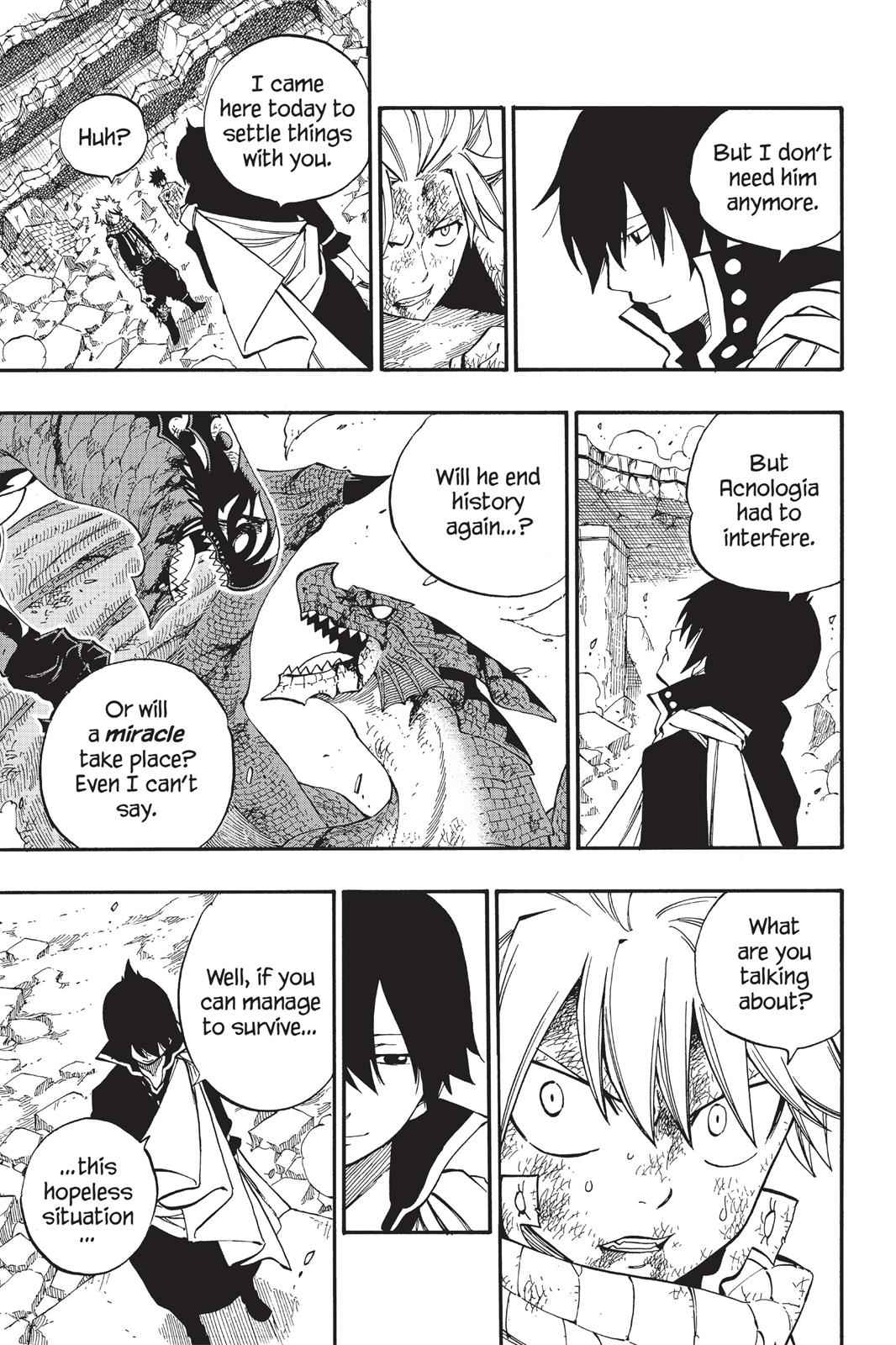 Fairy Tail Chapter 414 Page 5