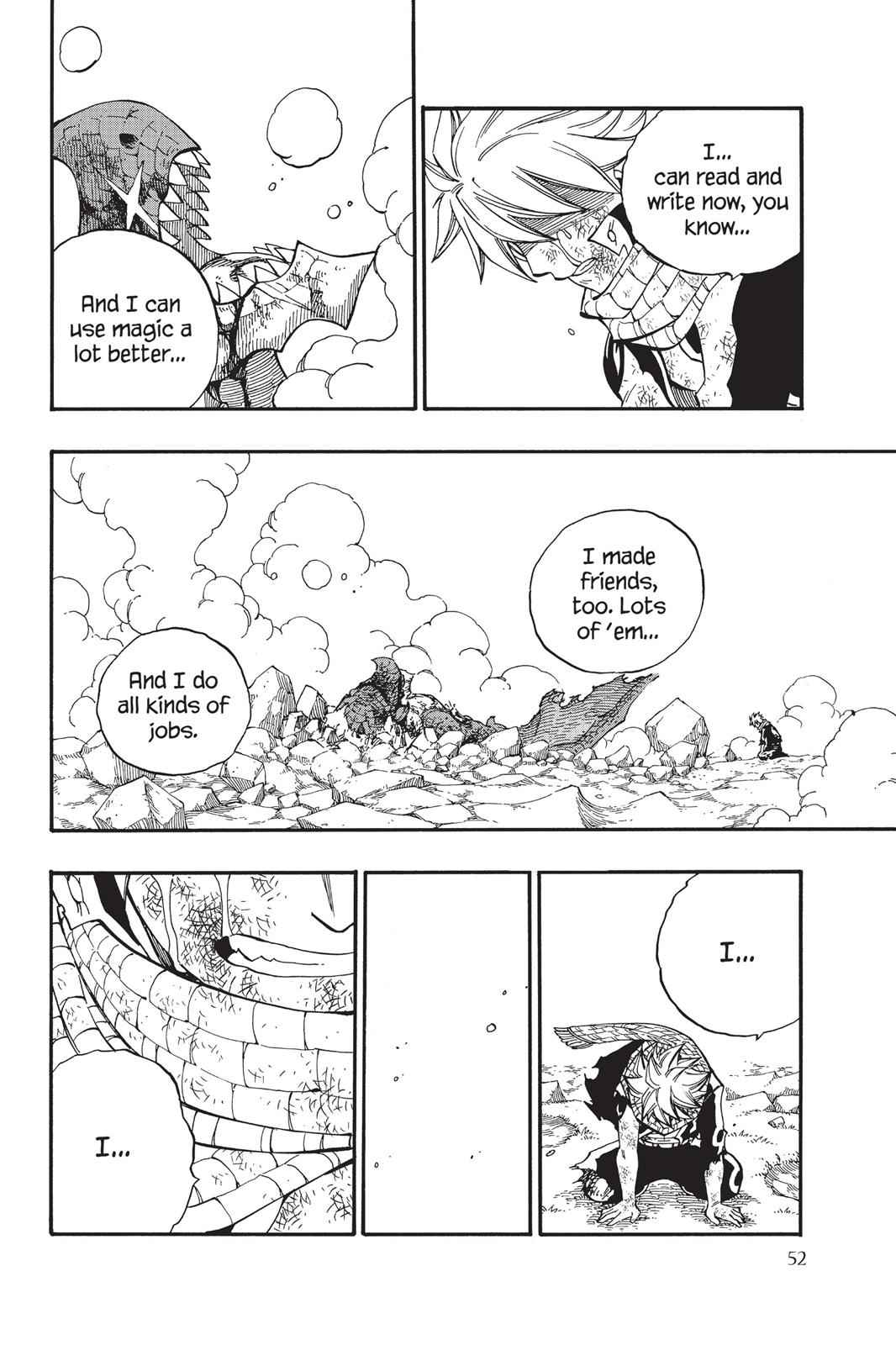 Fairy Tail Chapter 415 Page 10