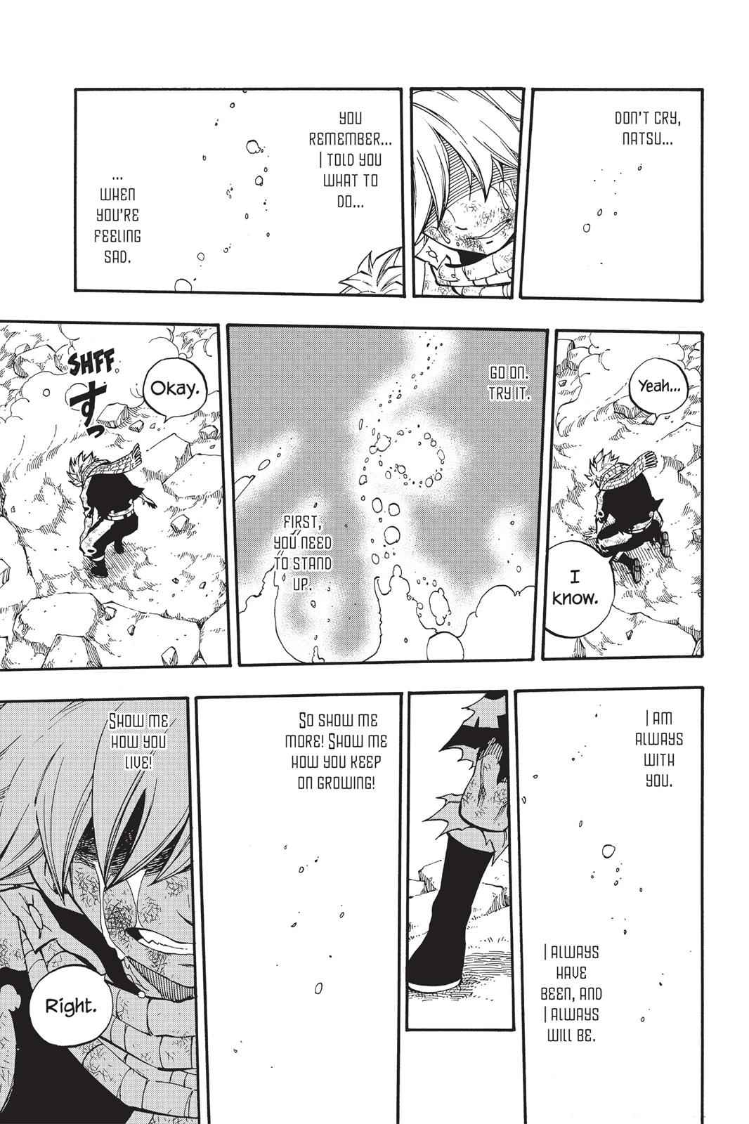 Fairy Tail Chapter 415 Page 17