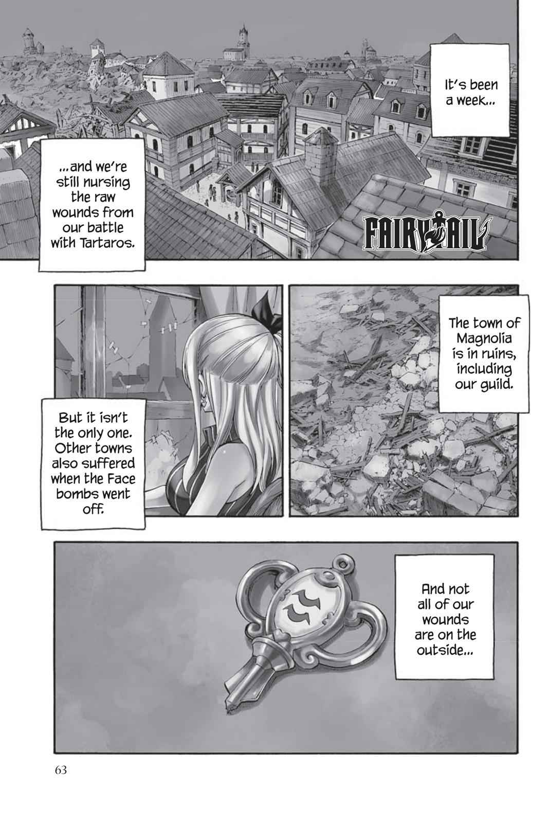 Fairy Tail Chapter 416 Page 1
