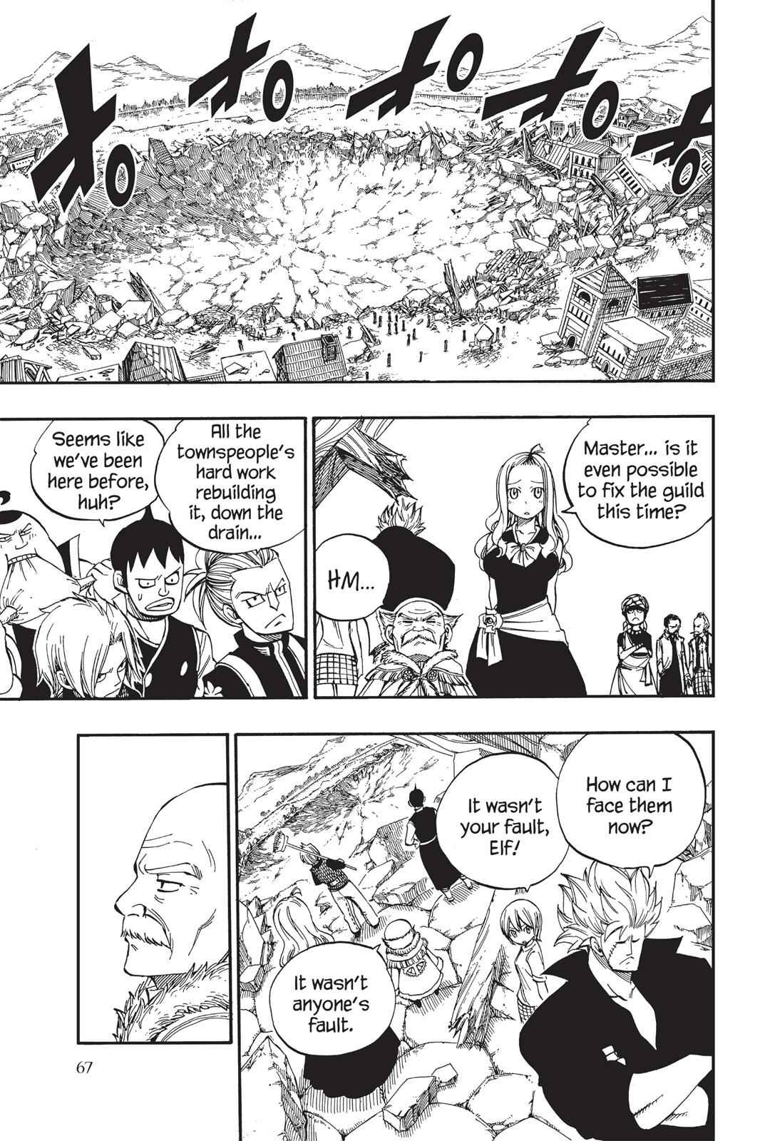 Fairy Tail Chapter 416 Page 4