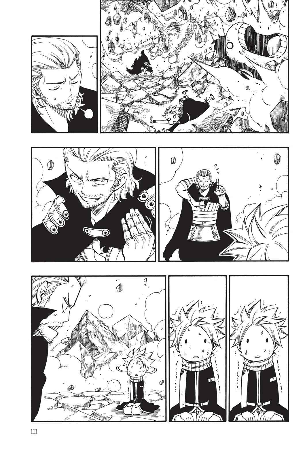Fairy Tail Chapter 417 Page 15