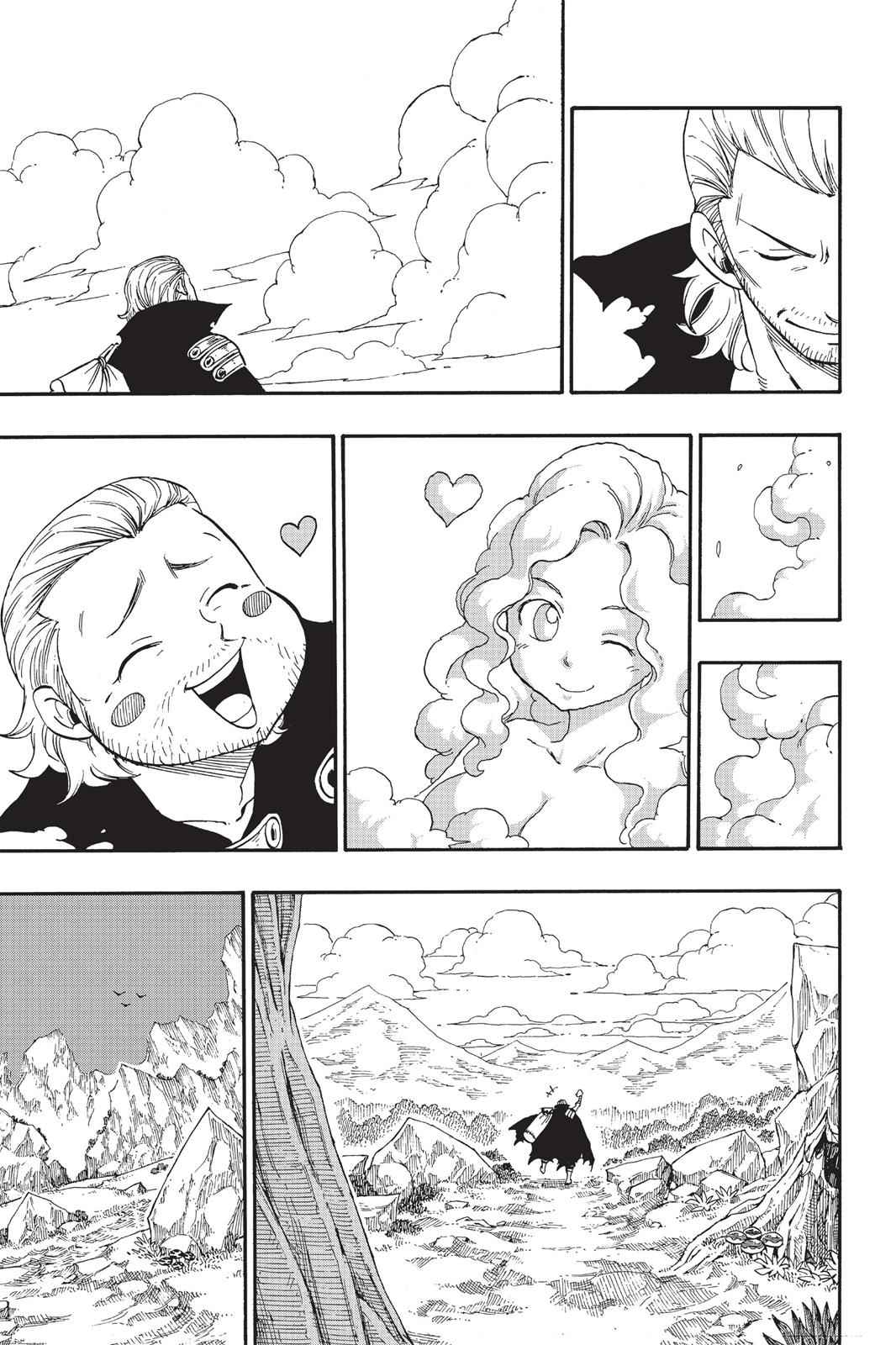 Fairy Tail Chapter 417 Page 17