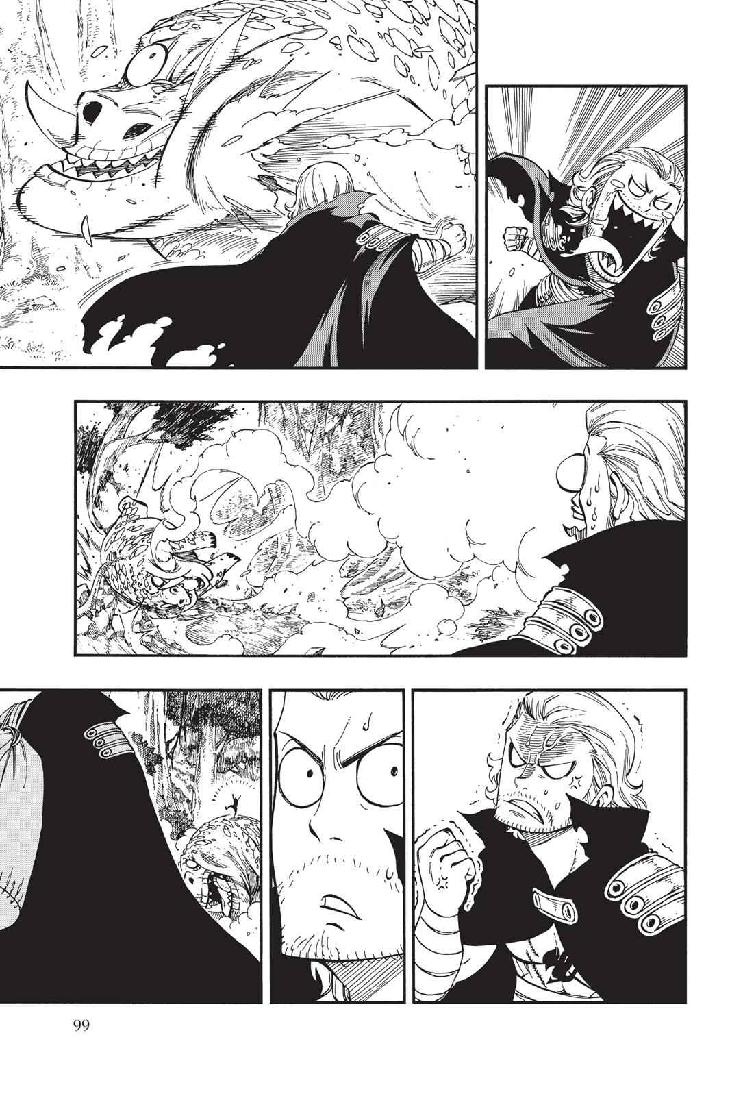 Fairy Tail Chapter 417 Page 3