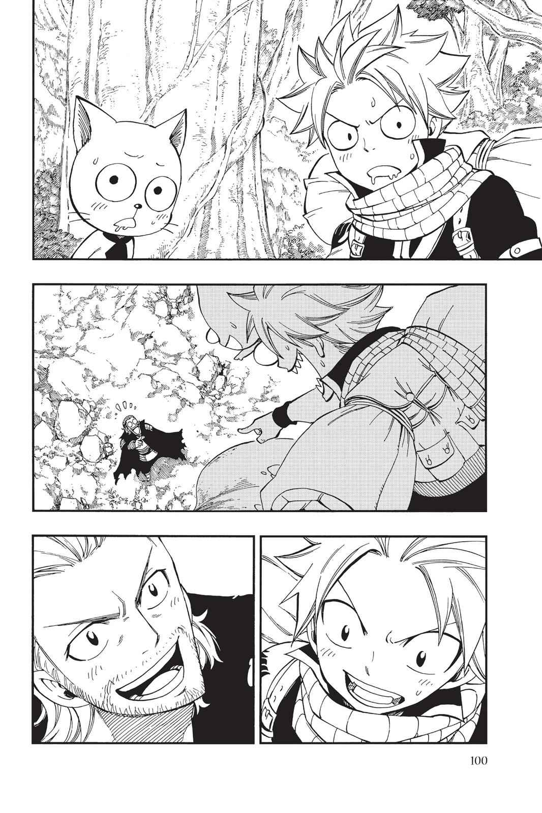 Fairy Tail Chapter 417 Page 4