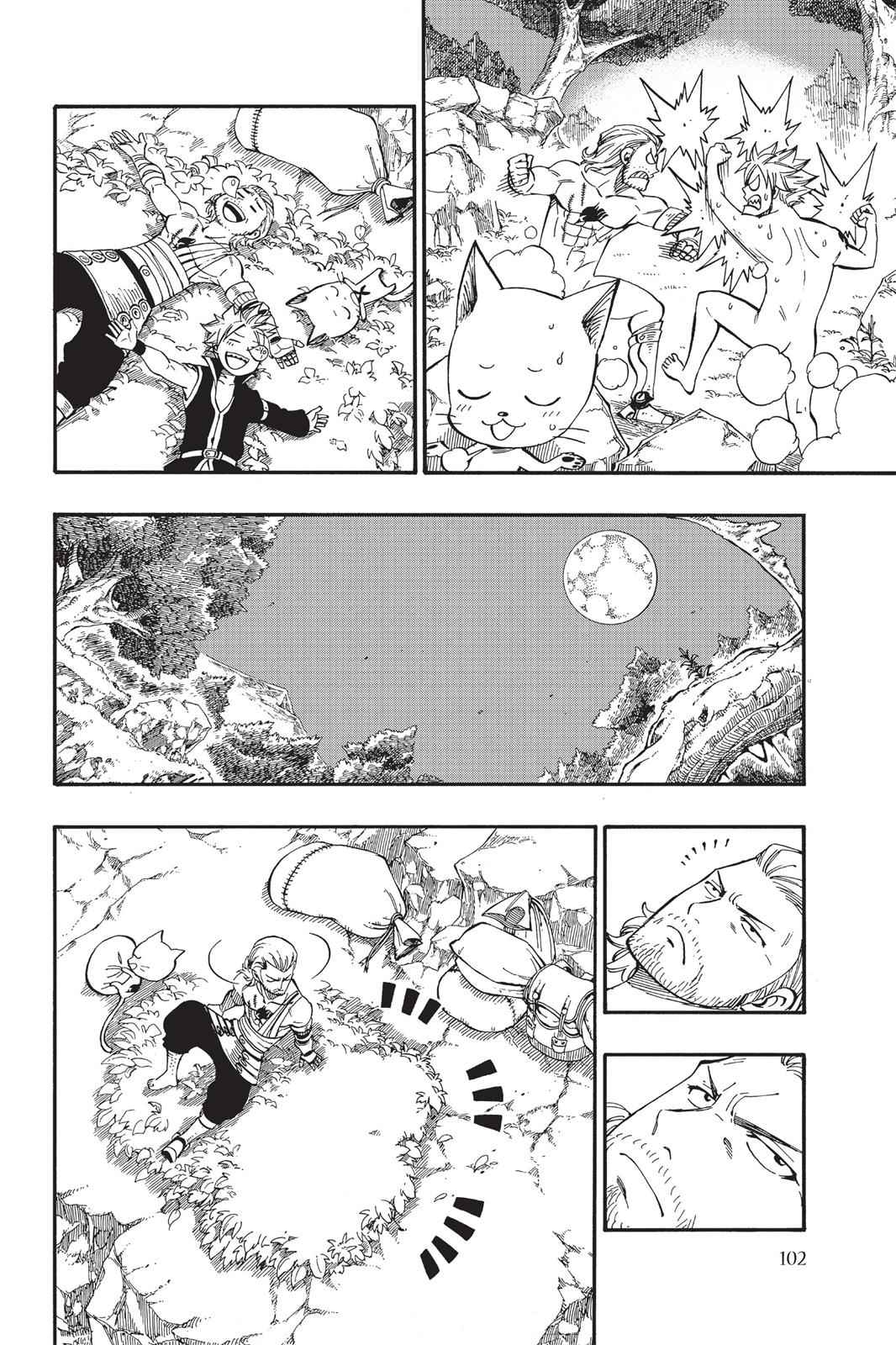 Fairy Tail Chapter 417 Page 6