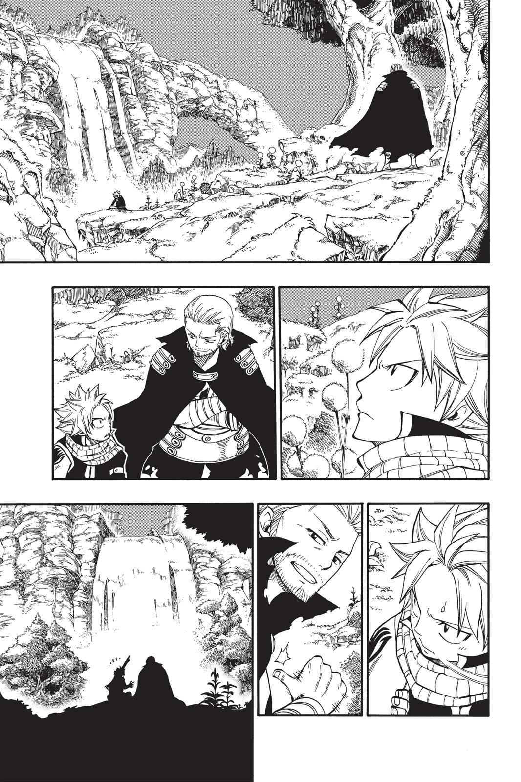 Fairy Tail Chapter 417 Page 7