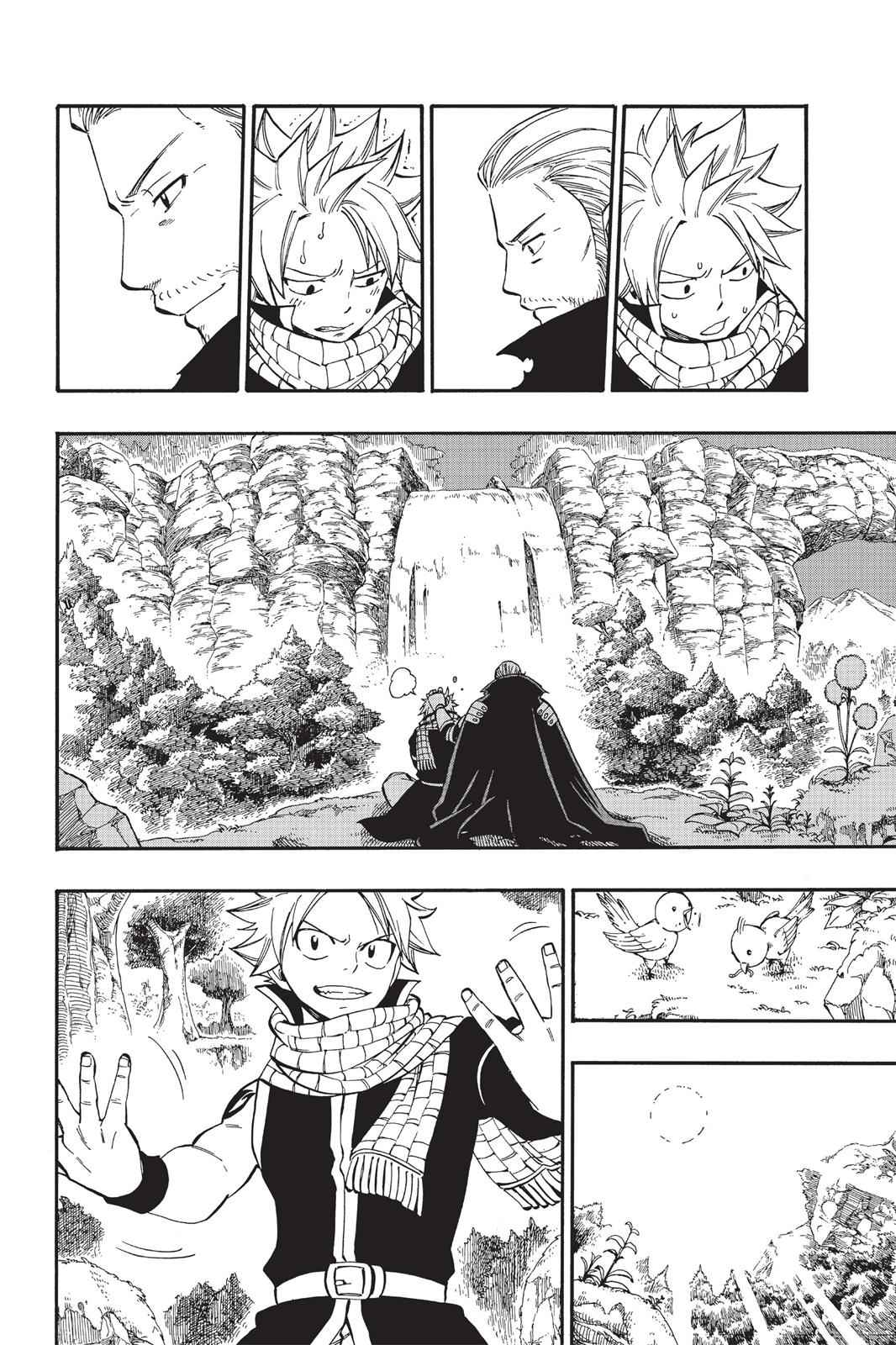 Fairy Tail Chapter 417 Page 8