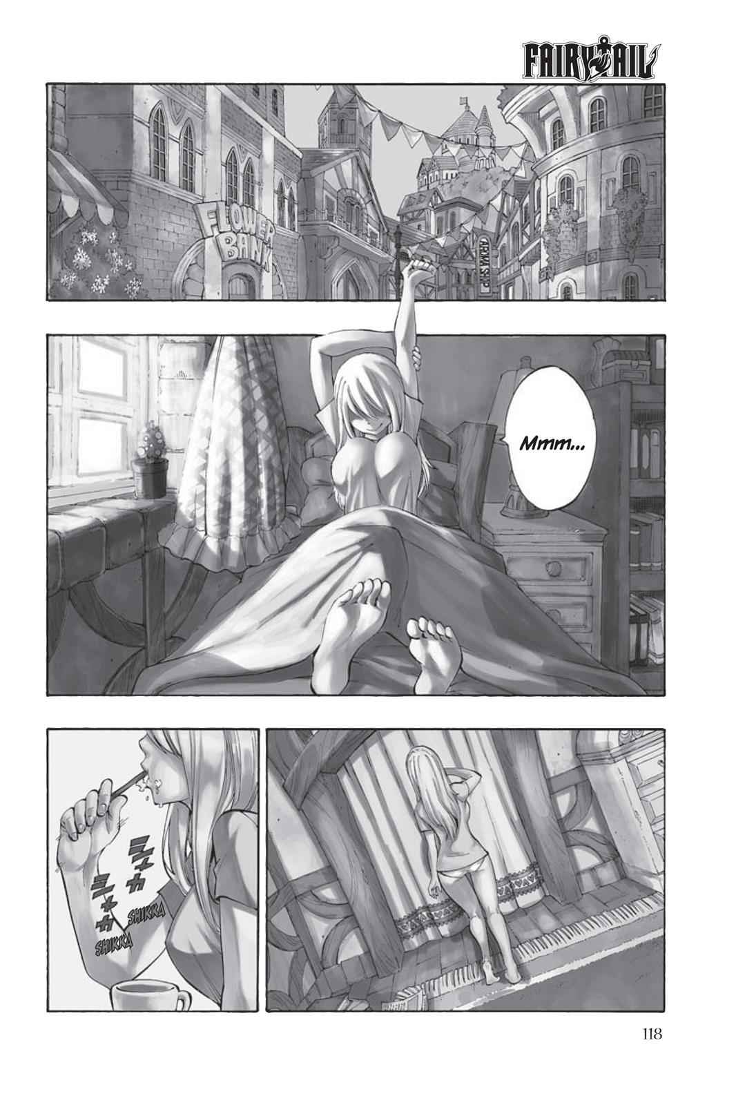 Fairy Tail Chapter 418 Page 1