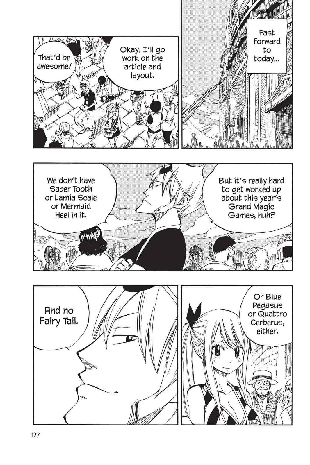 Fairy Tail Chapter 418 Page 10