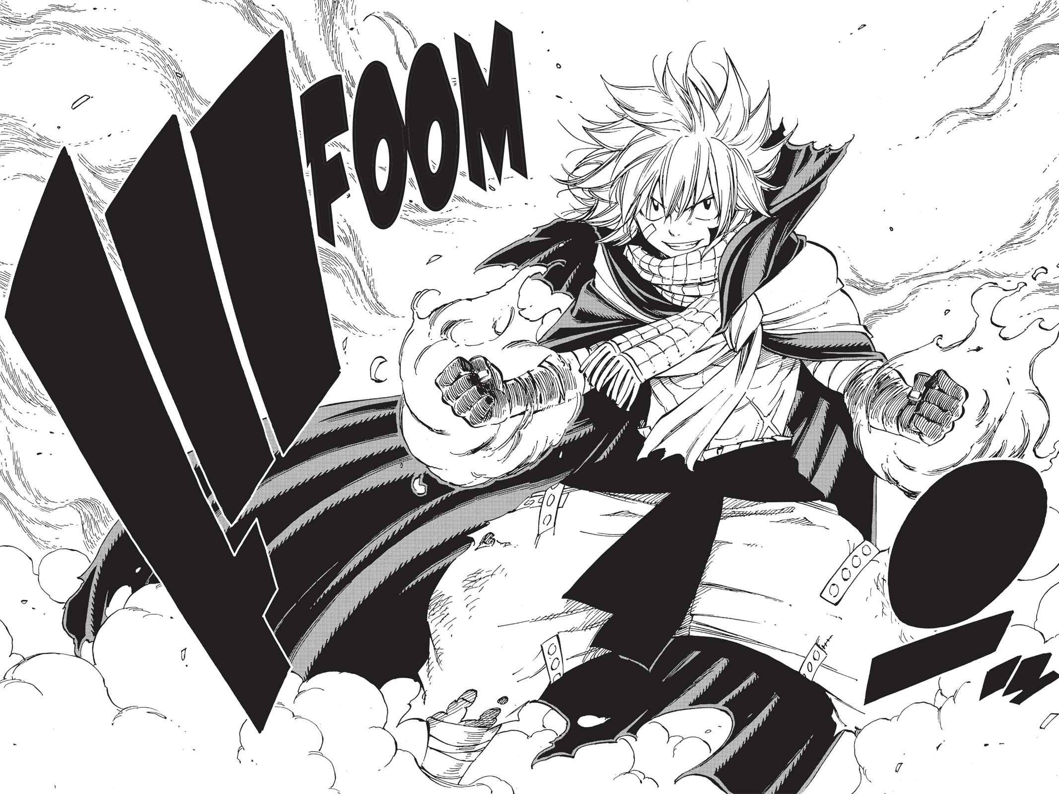 Fairy Tail Chapter 418 Page 26