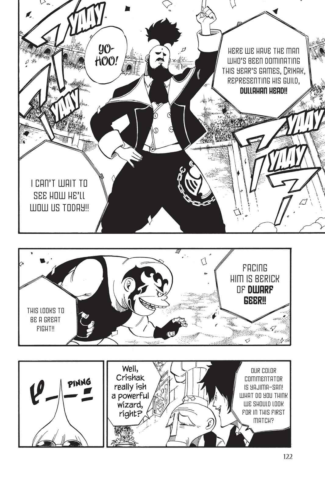 Fairy Tail Chapter 418 Page 5