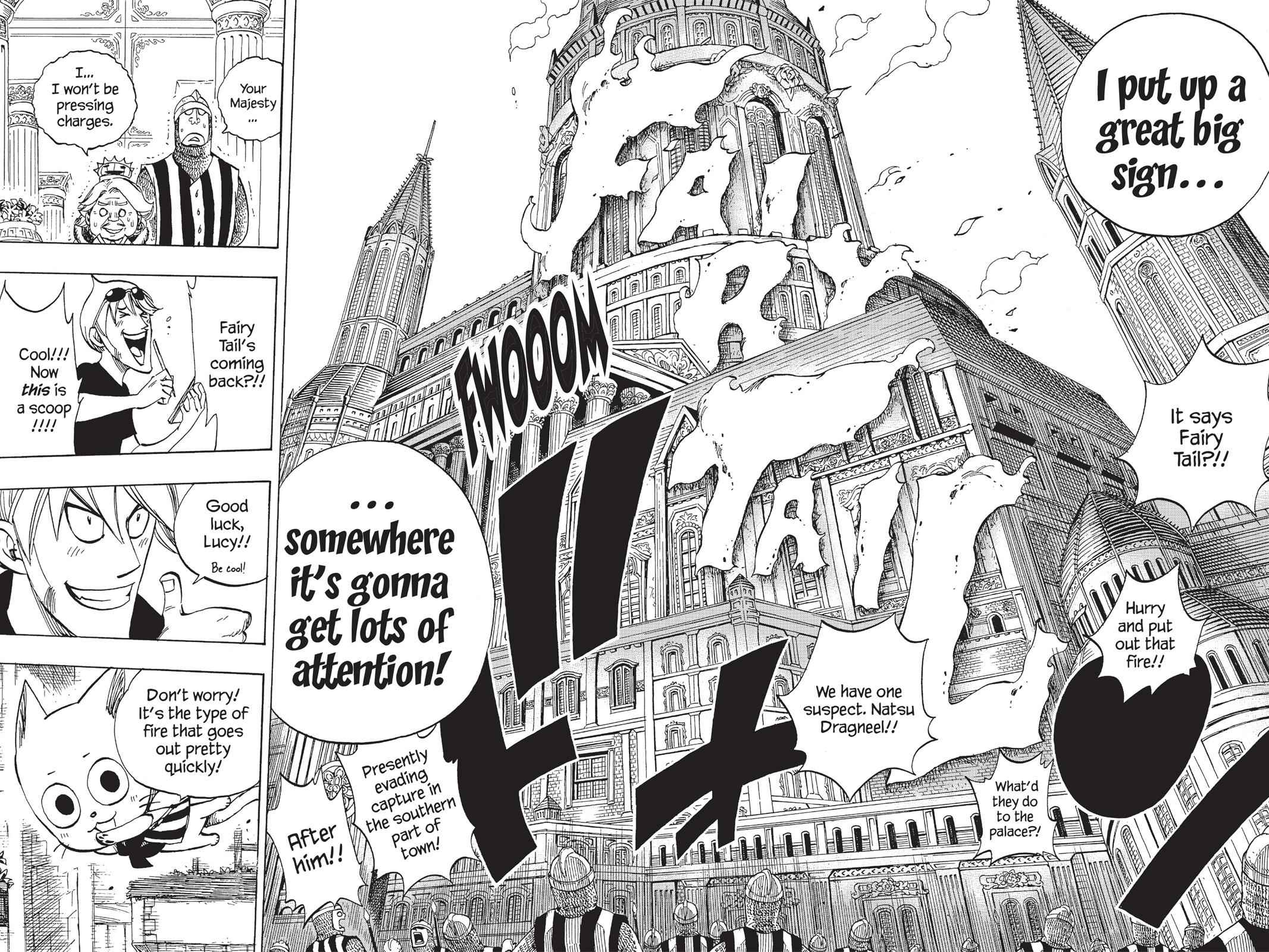 Fairy Tail Chapter 419 Page 16
