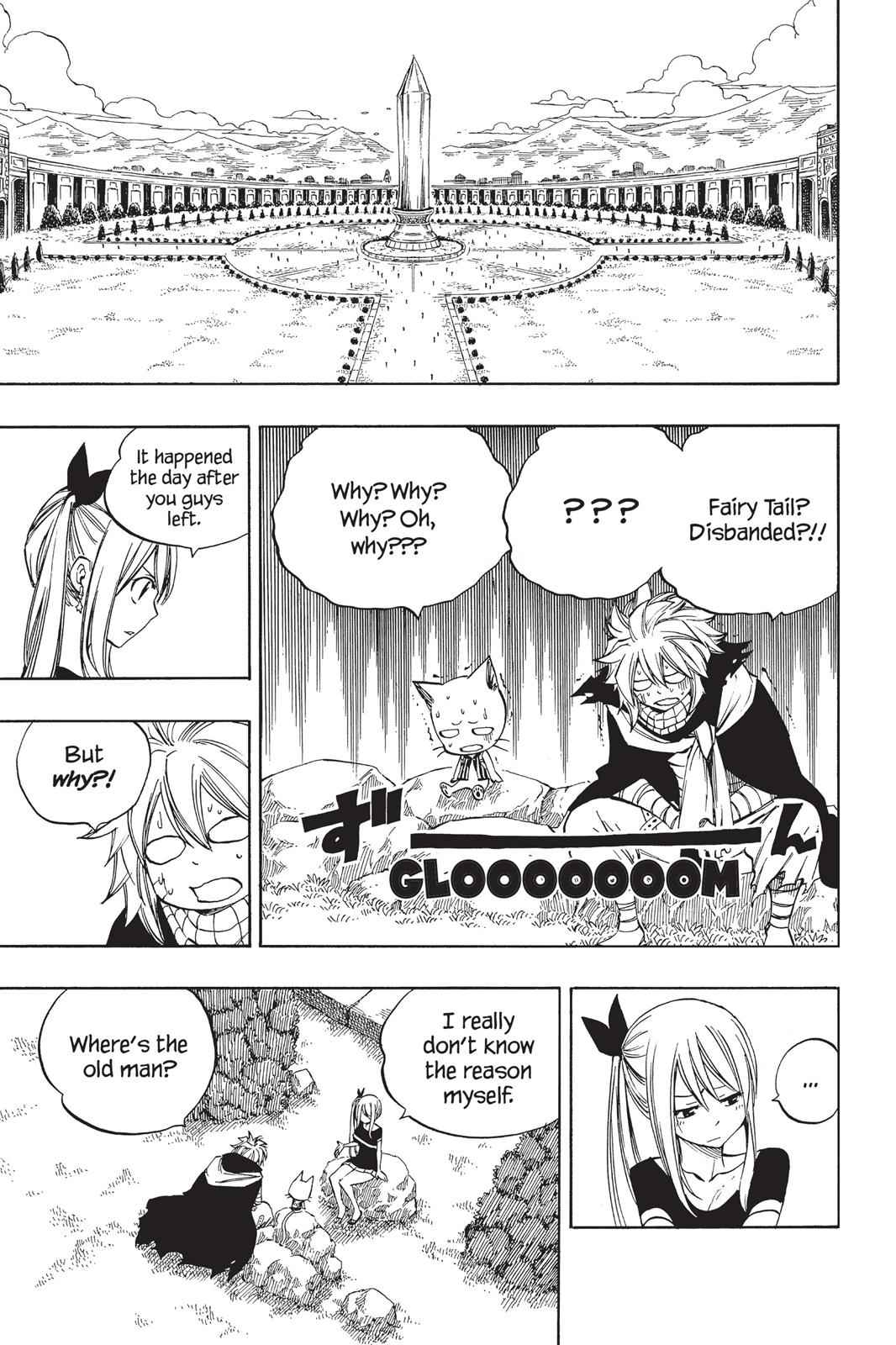 Fairy Tail Chapter 419 Page 5