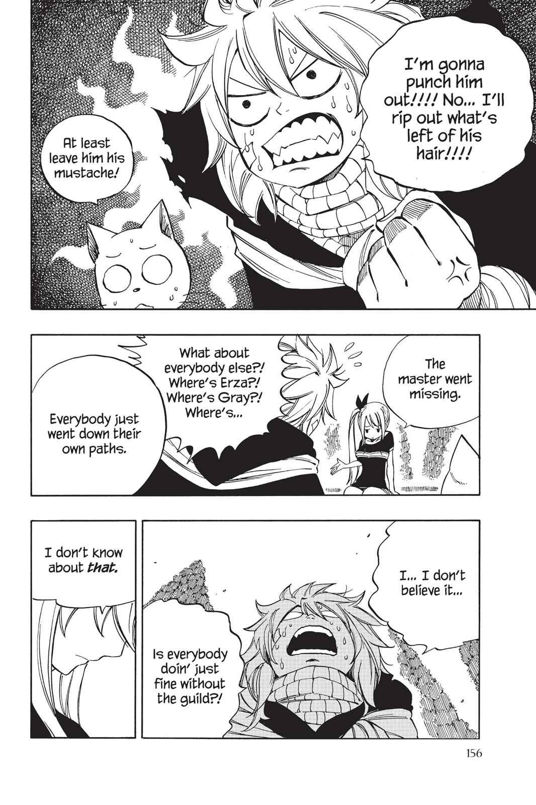 Fairy Tail Chapter 419 Page 6