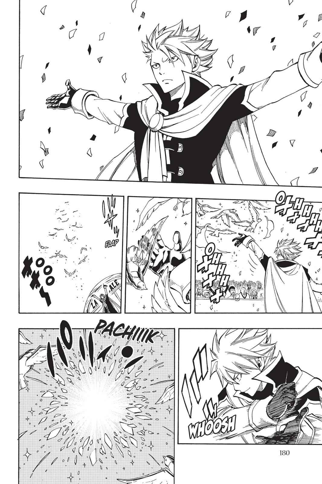 Fairy Tail Chapter 420 Page 10