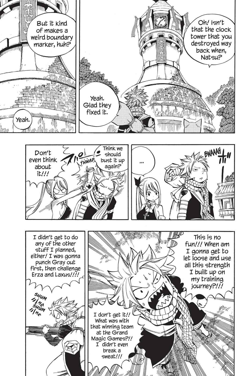 Fairy Tail Chapter 420 Page 3