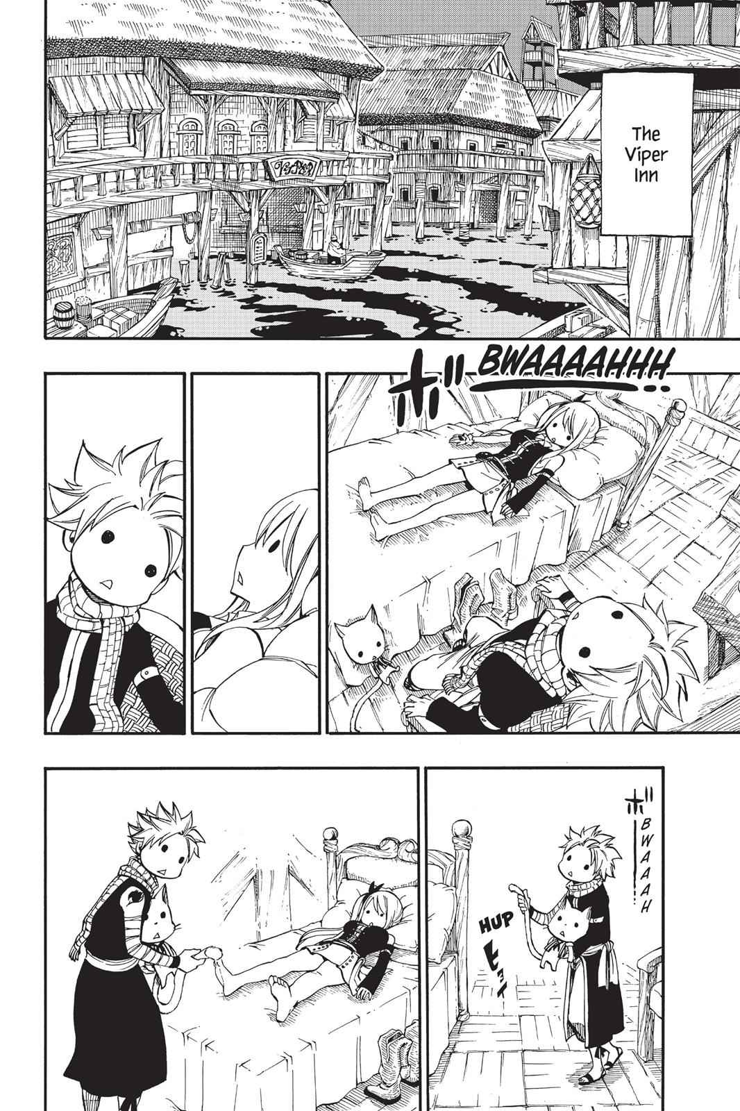 Fairy Tail Chapter 421 Page 14