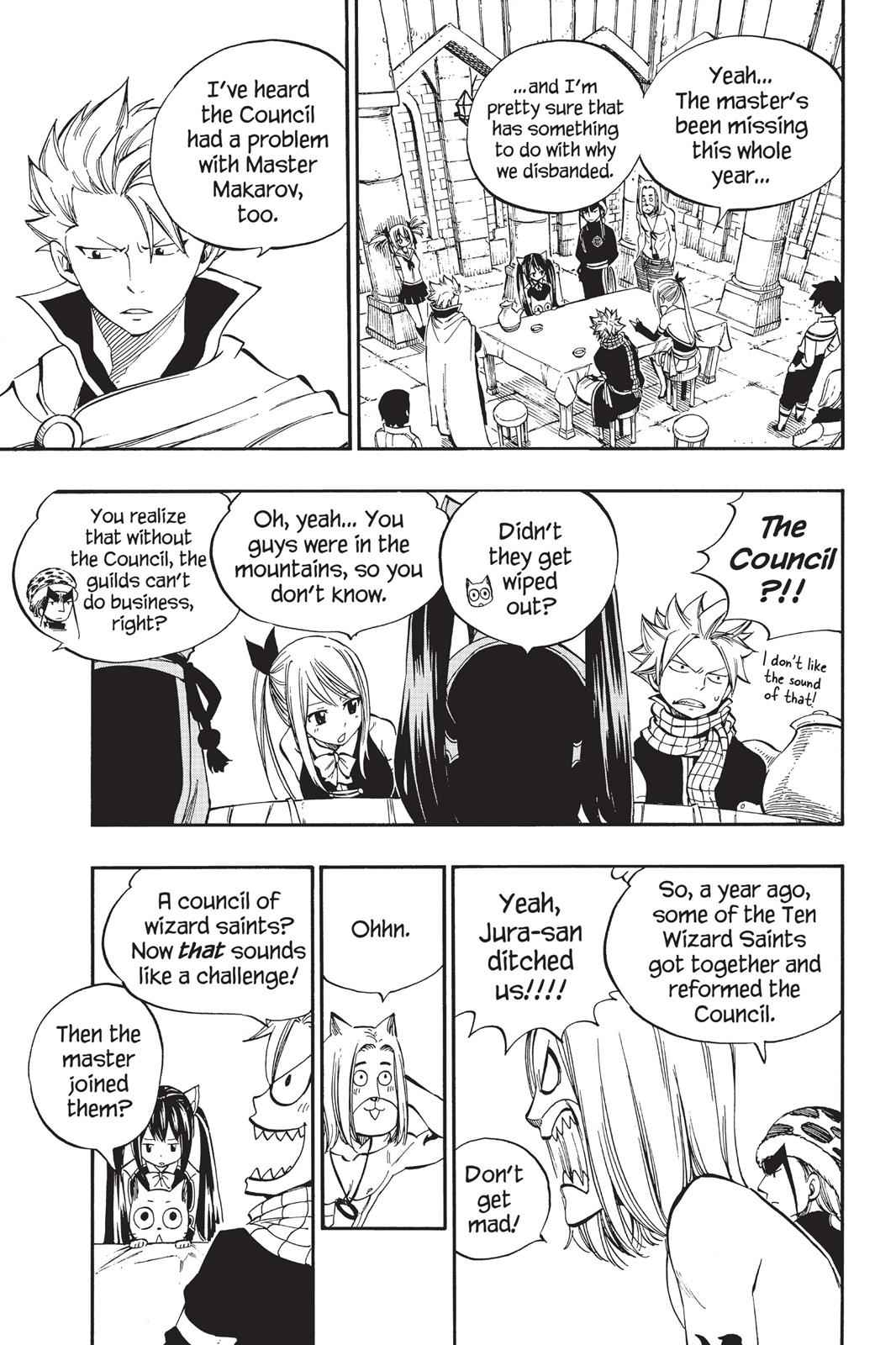 Fairy Tail Chapter 421 Page 9