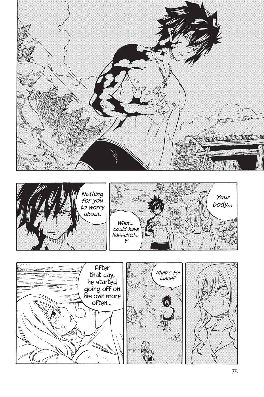Fairy Tail Chapter 424 Page 10
