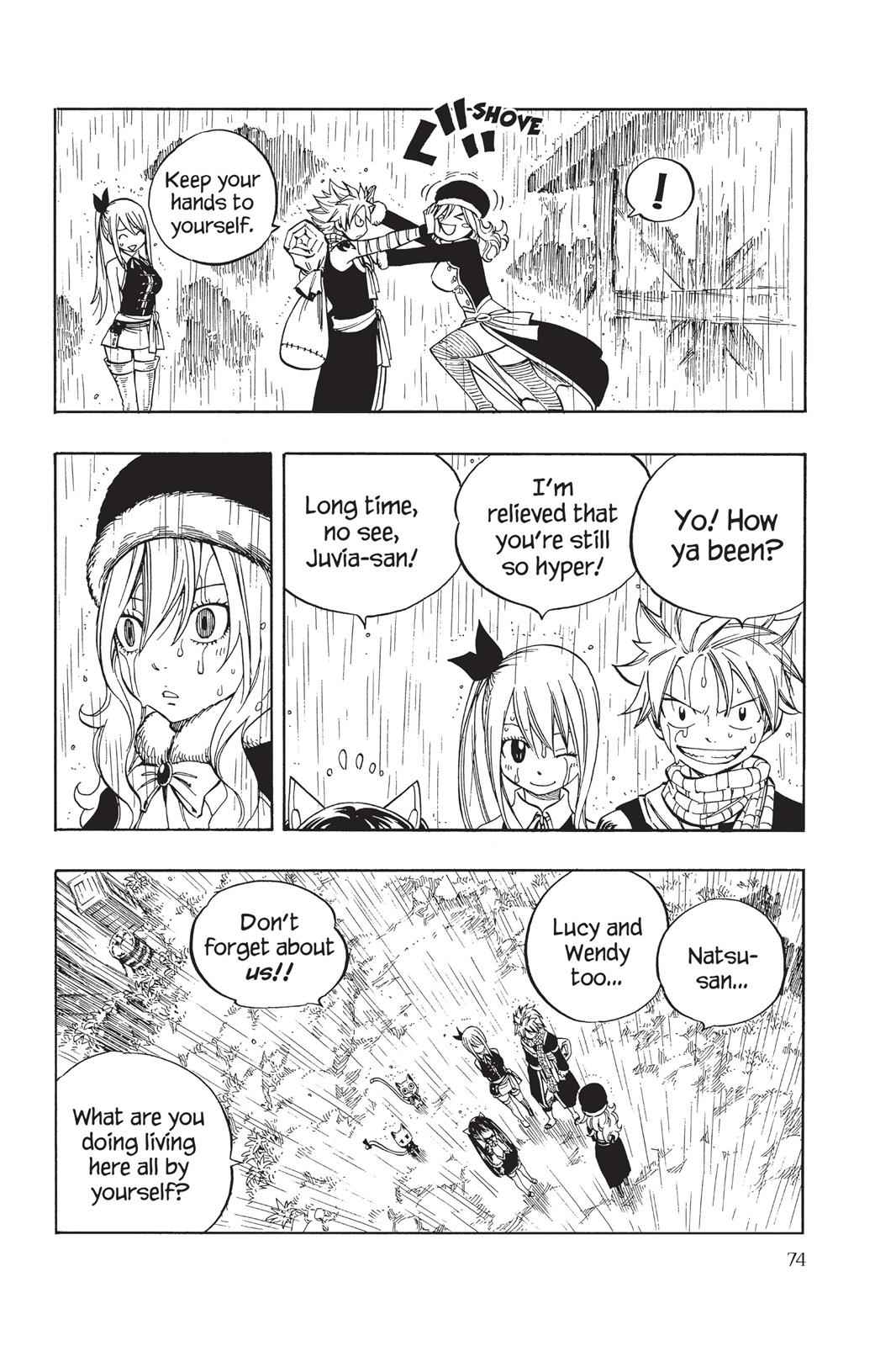 Fairy Tail Chapter 424 Page 6