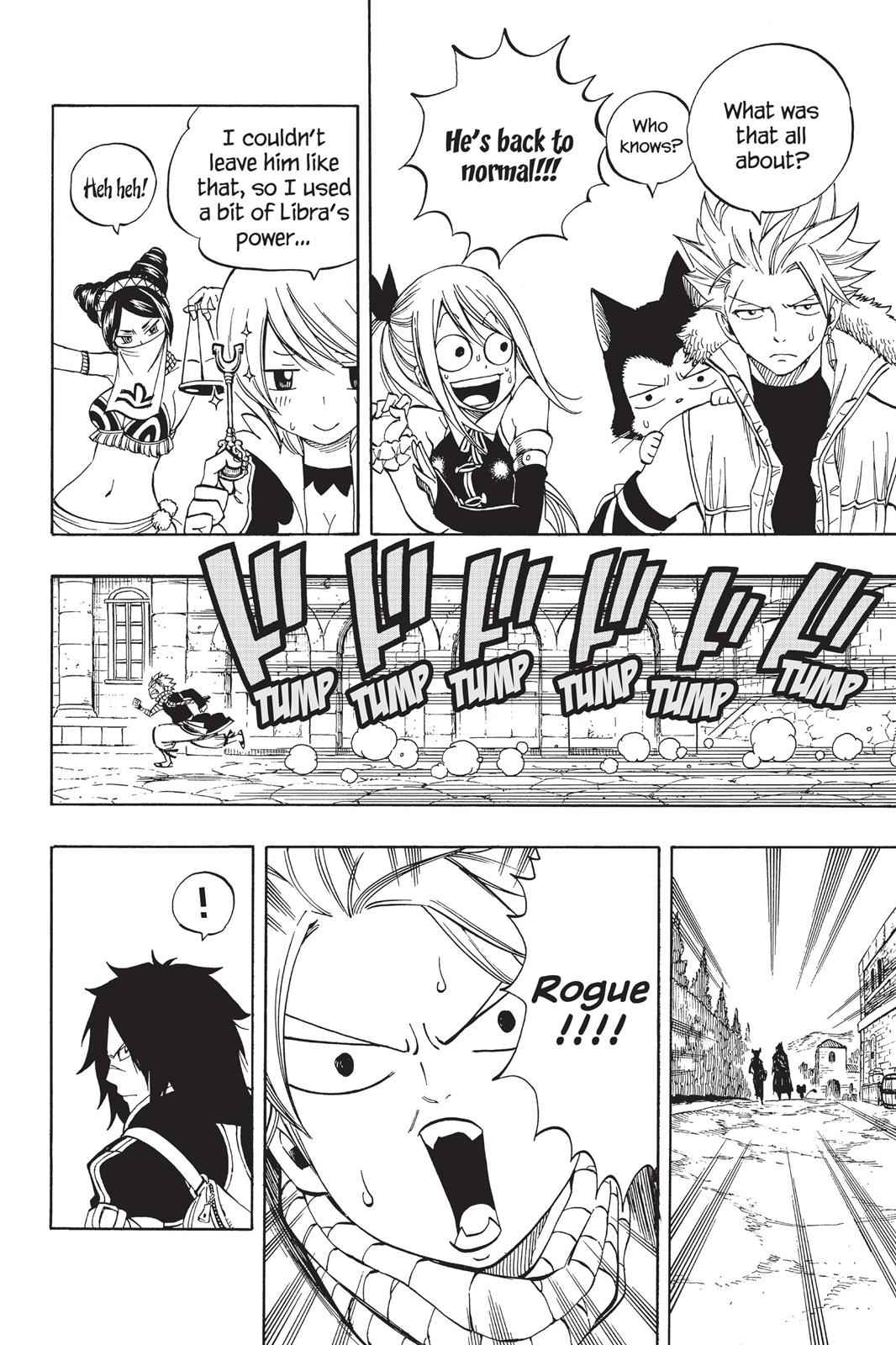 Fairy Tail Chapter 425 Page 11