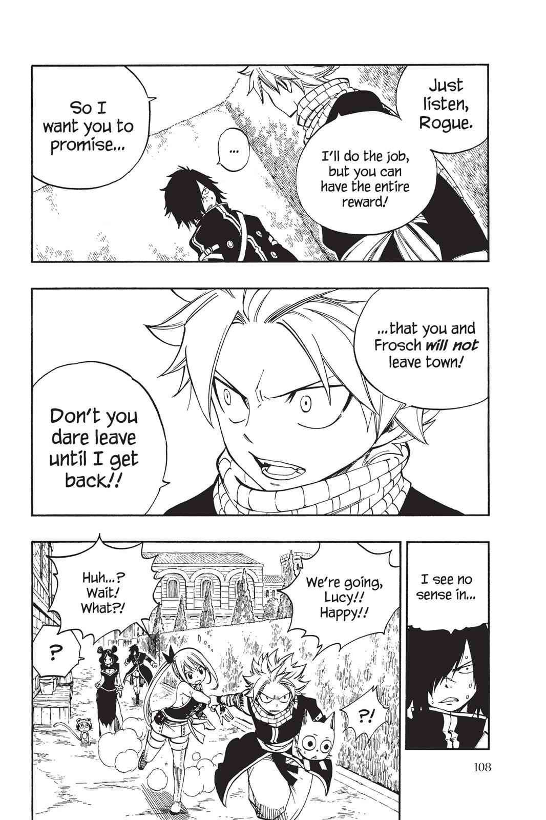 Fairy Tail Chapter 425 Page 19