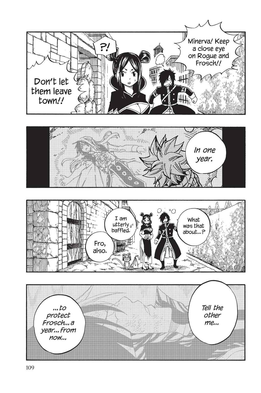 Fairy Tail Chapter 425 Page 20