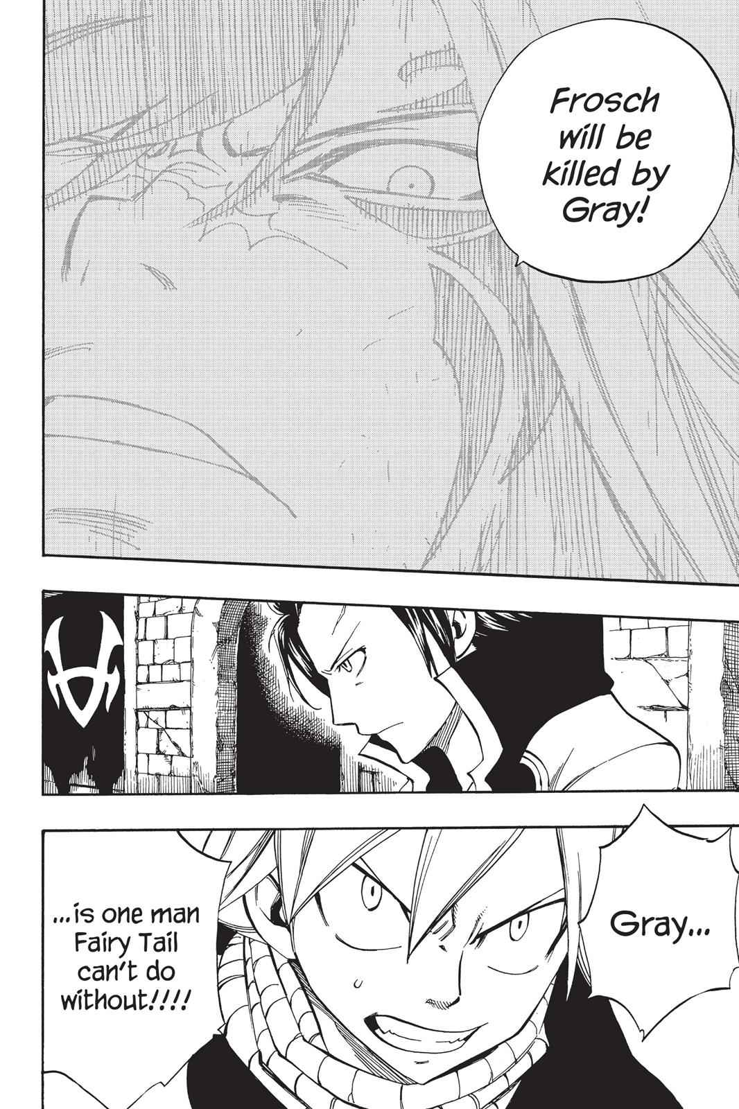 Fairy Tail Chapter 425 Page 21