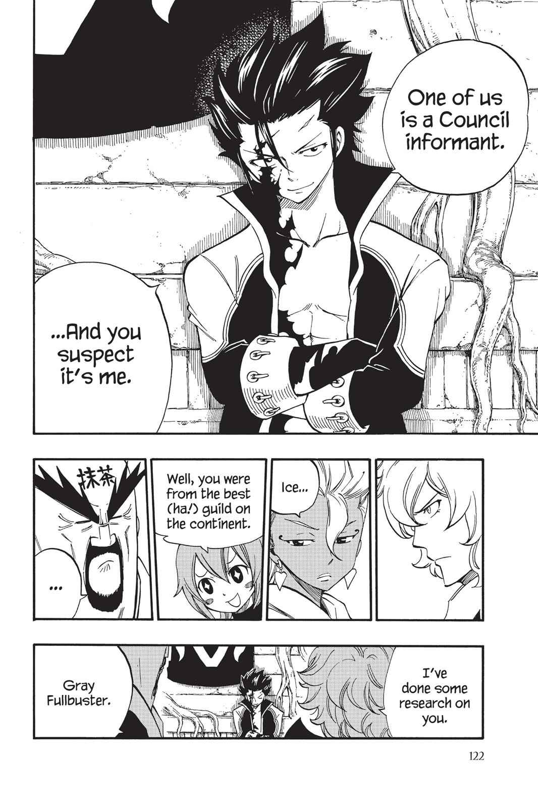Fairy Tail Chapter 426 Page 12