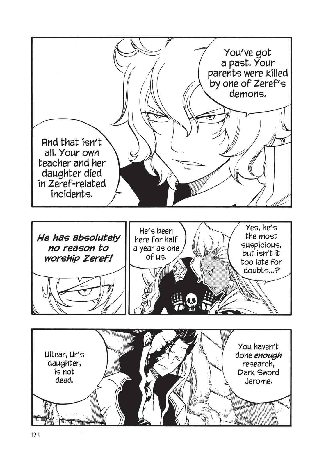 Fairy Tail Chapter 426 Page 13