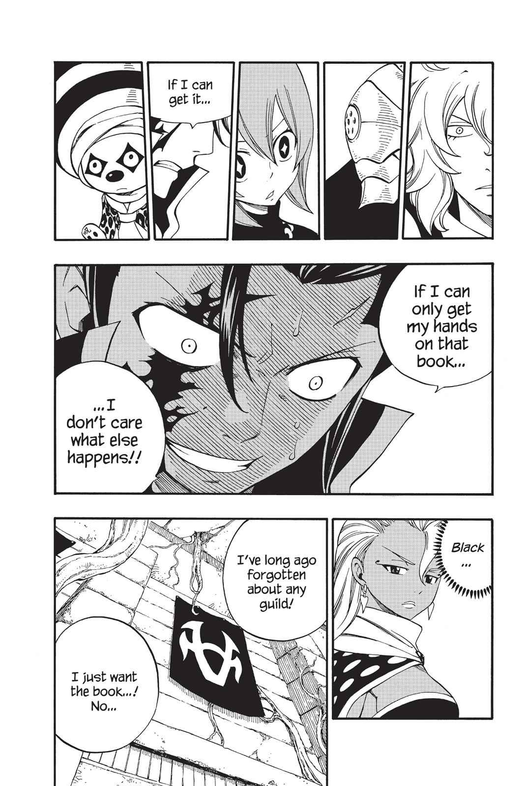 Fairy Tail Chapter 426 Page 15